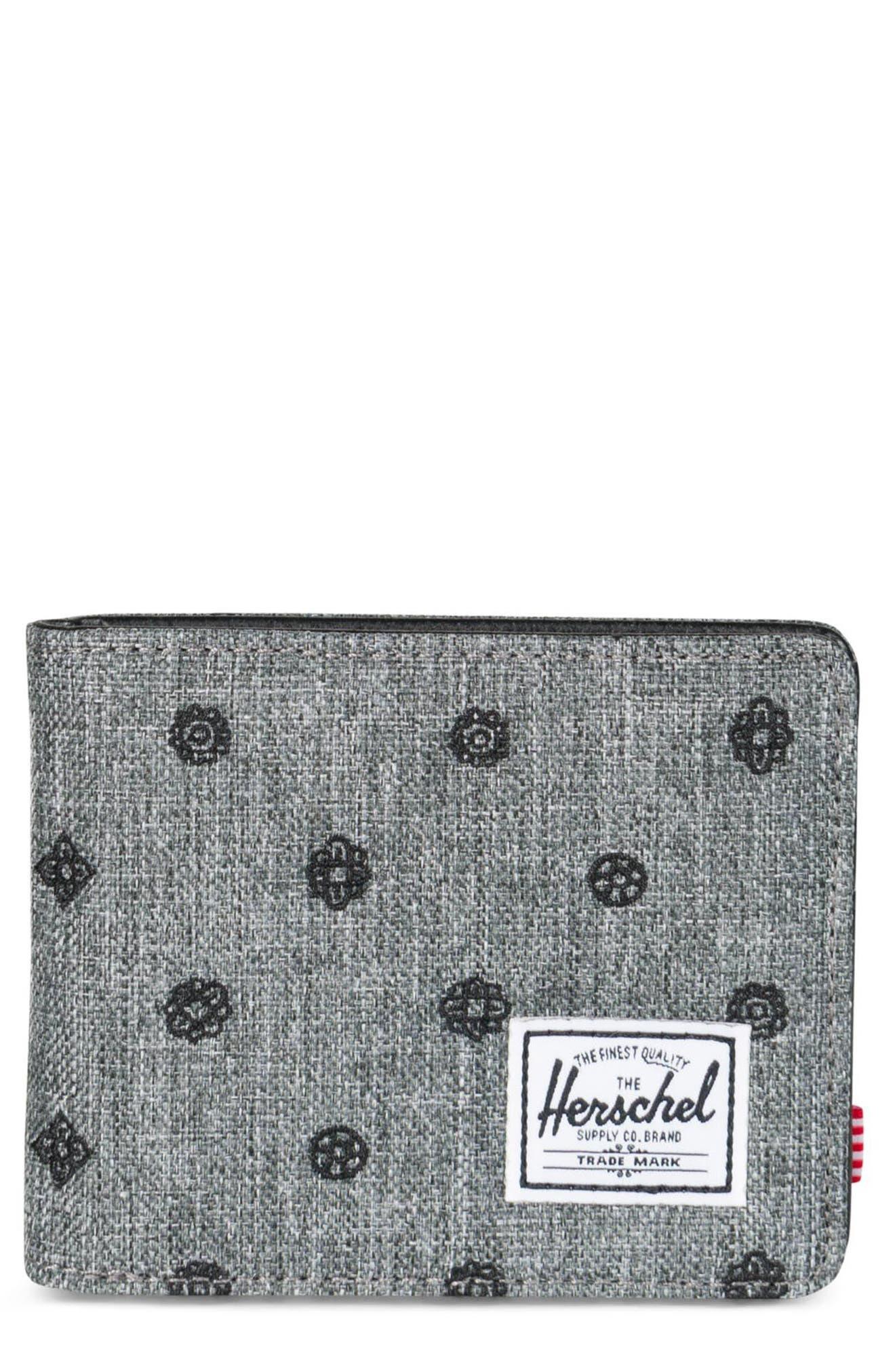 Main Image - Herschel Supply Co. Hank RFID Wallet