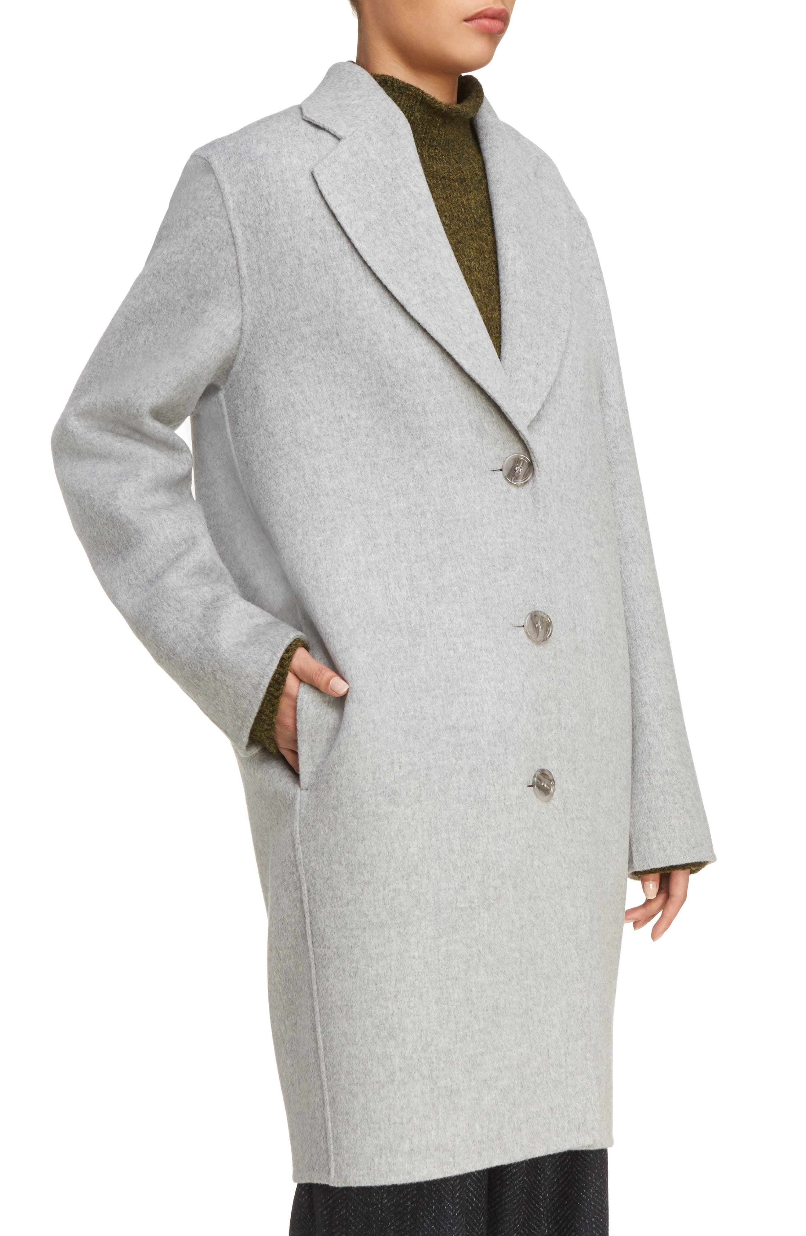 Alternate Image 5  - ACNE Studios Landi Double Crombie Coat