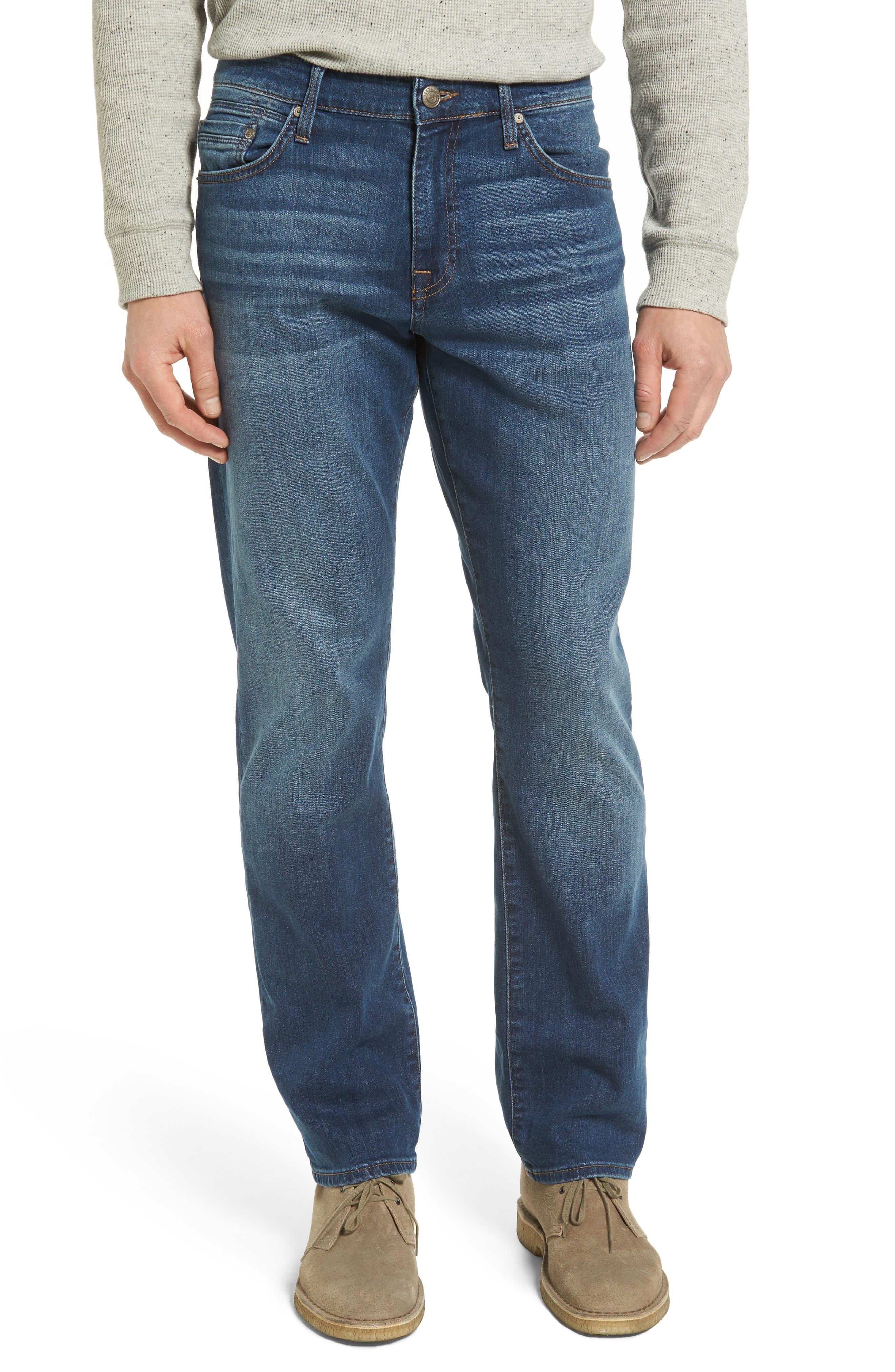 Mavi Jeans Matt Relaxed Fit Jeans (Mid Georgetown)
