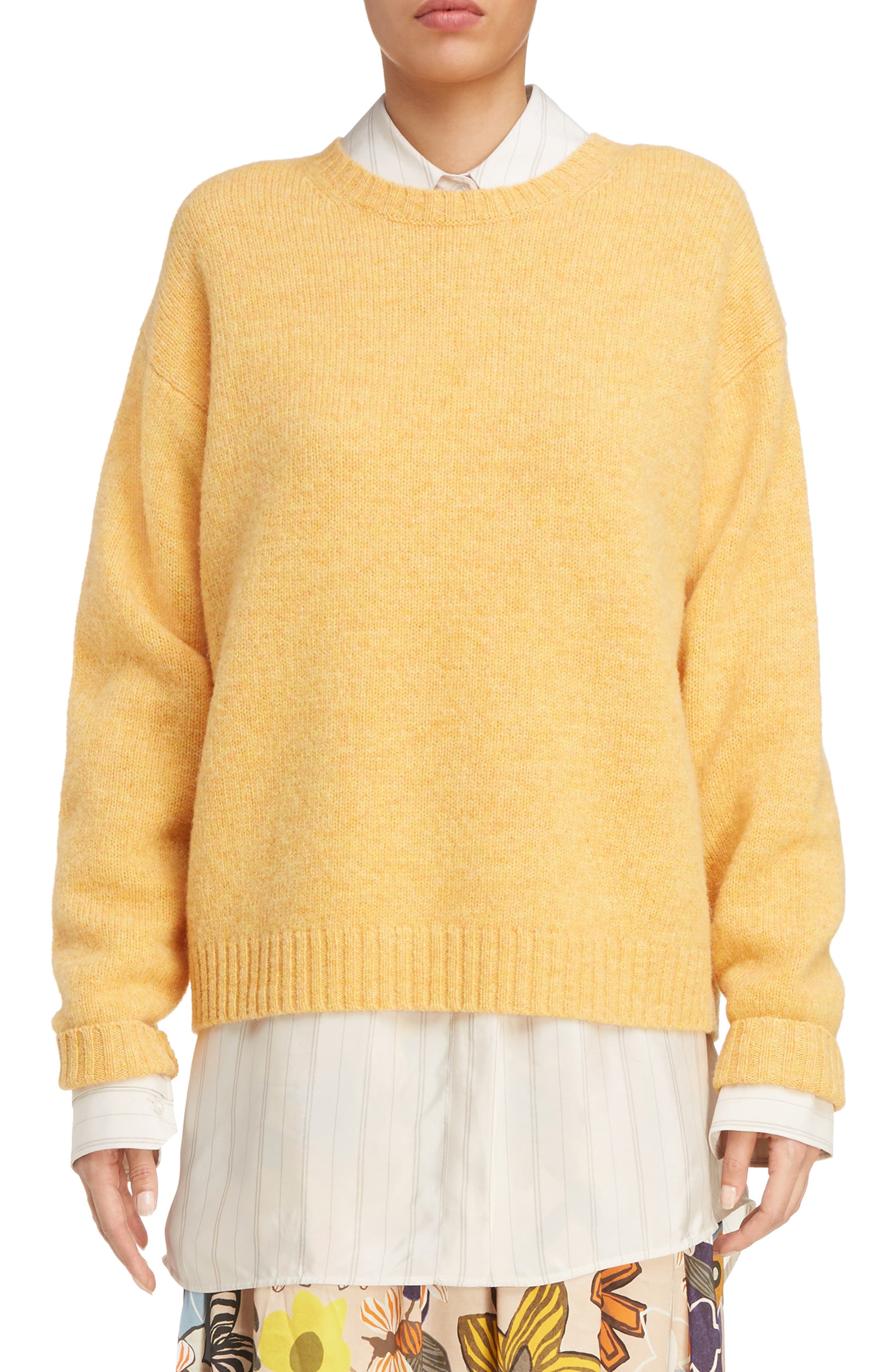 ACNE Studios Samara Fuller Fit Sweater