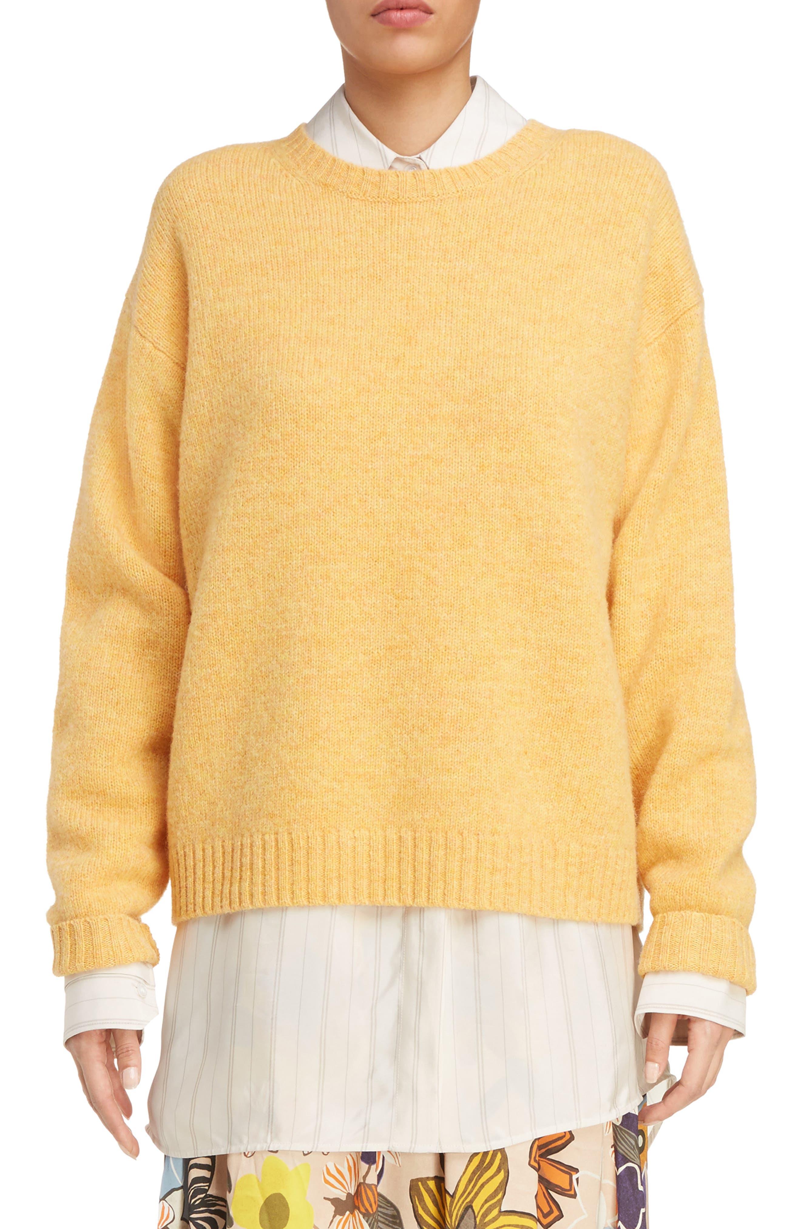 ACNE Studios Samara Fuller Fit Sweater