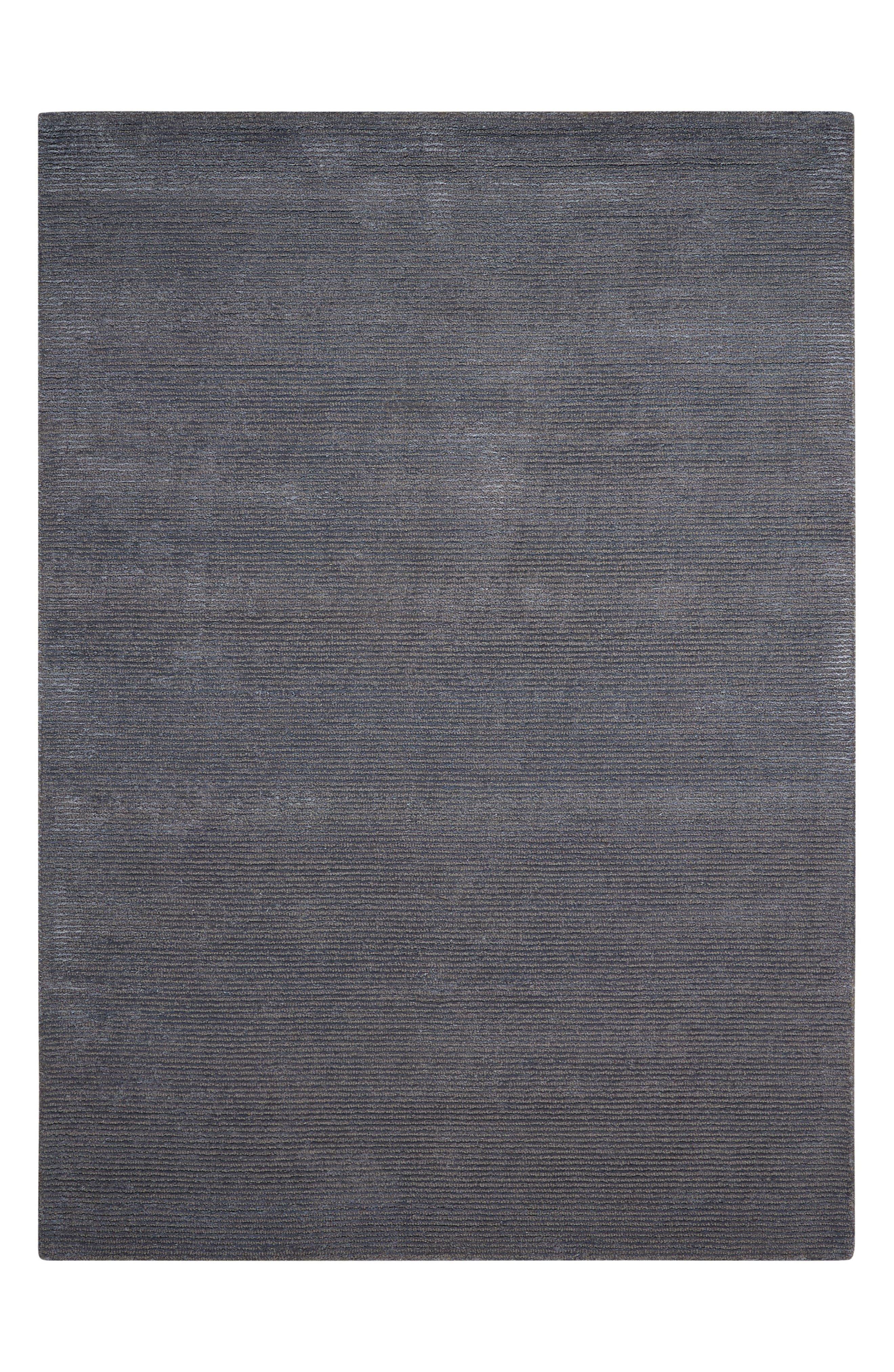 Main Image - Calvin Klein Ravine Furrow Handwoven Area Rug