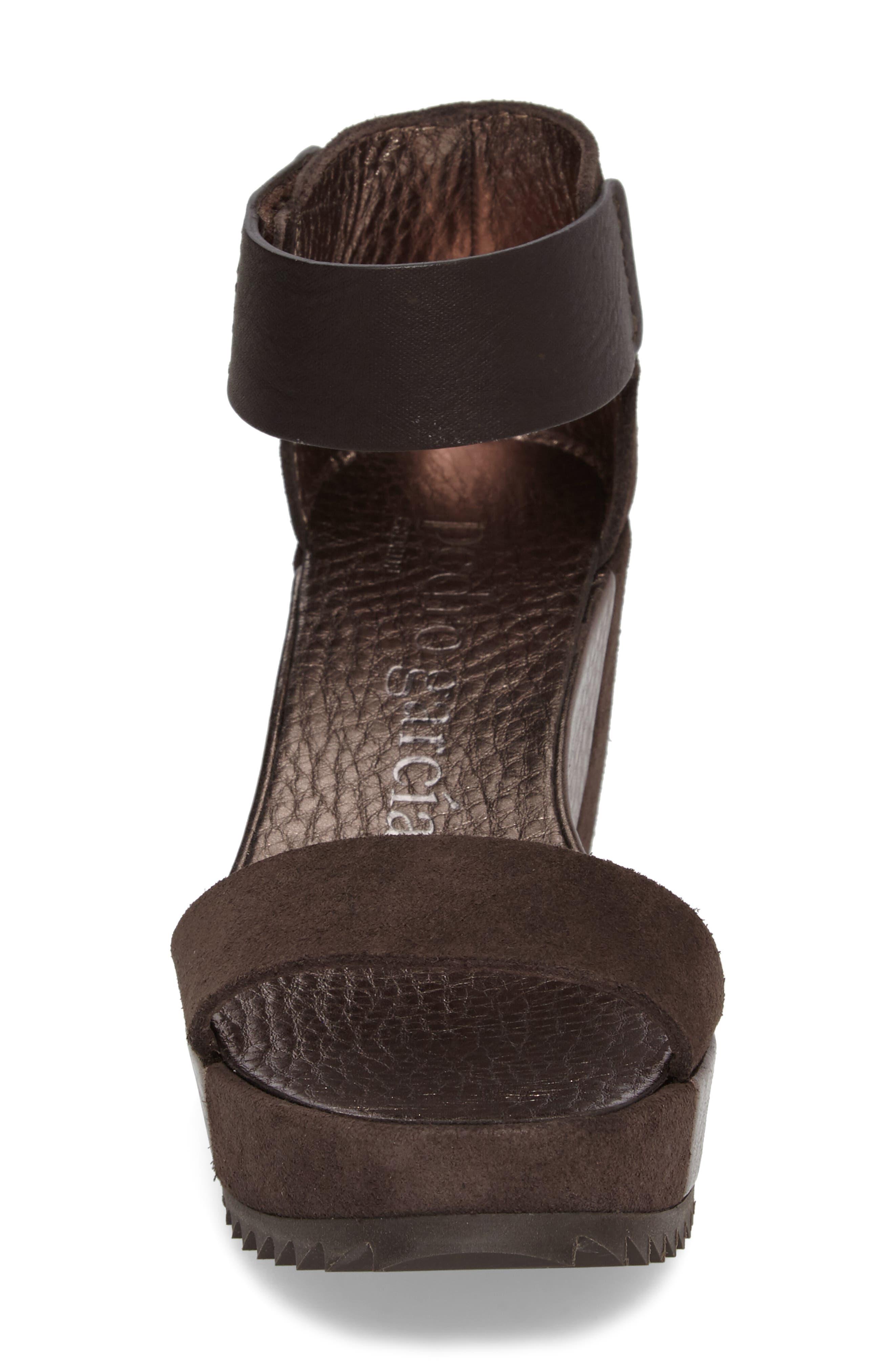 Alternate Image 4  - Pedro Garcia Fidelia Wedge Sandal (Women)