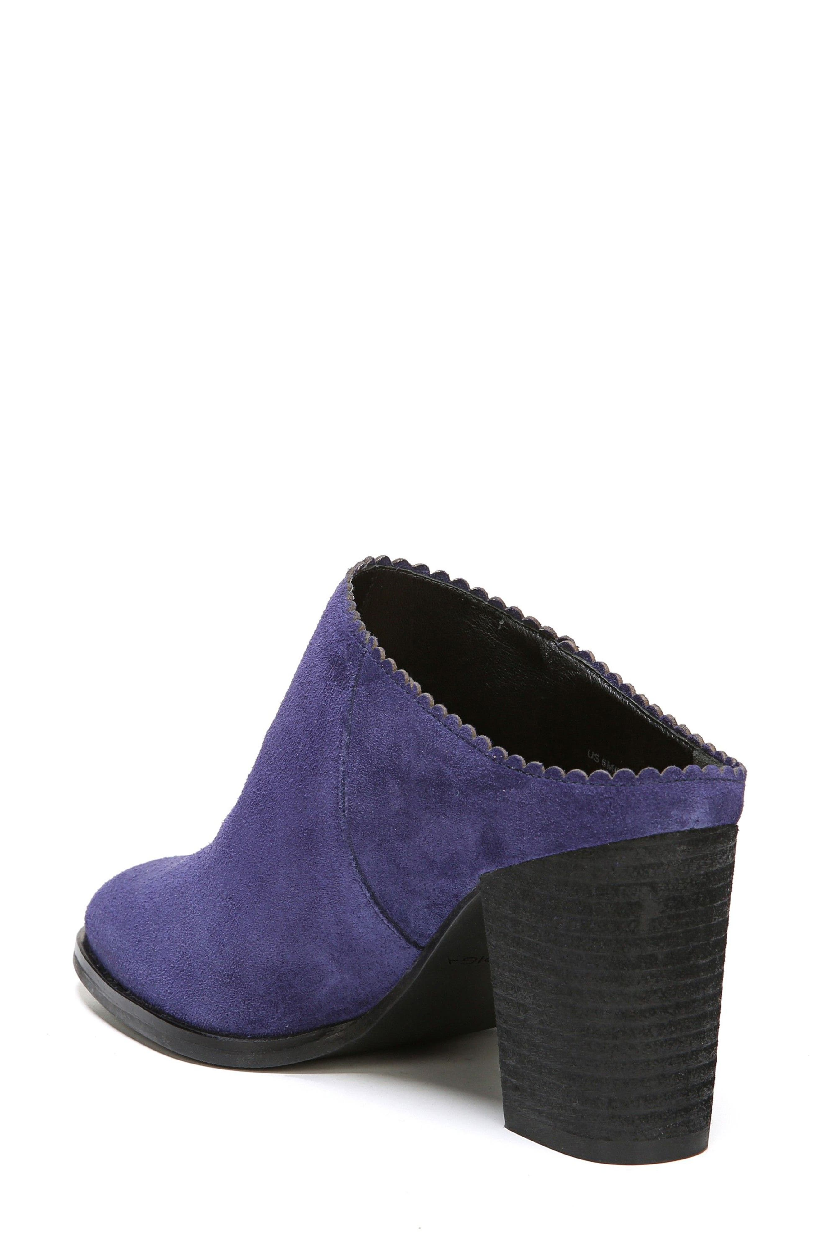 Alternate Image 2  - Via Spiga Sophia Block Heel Mule (Women)
