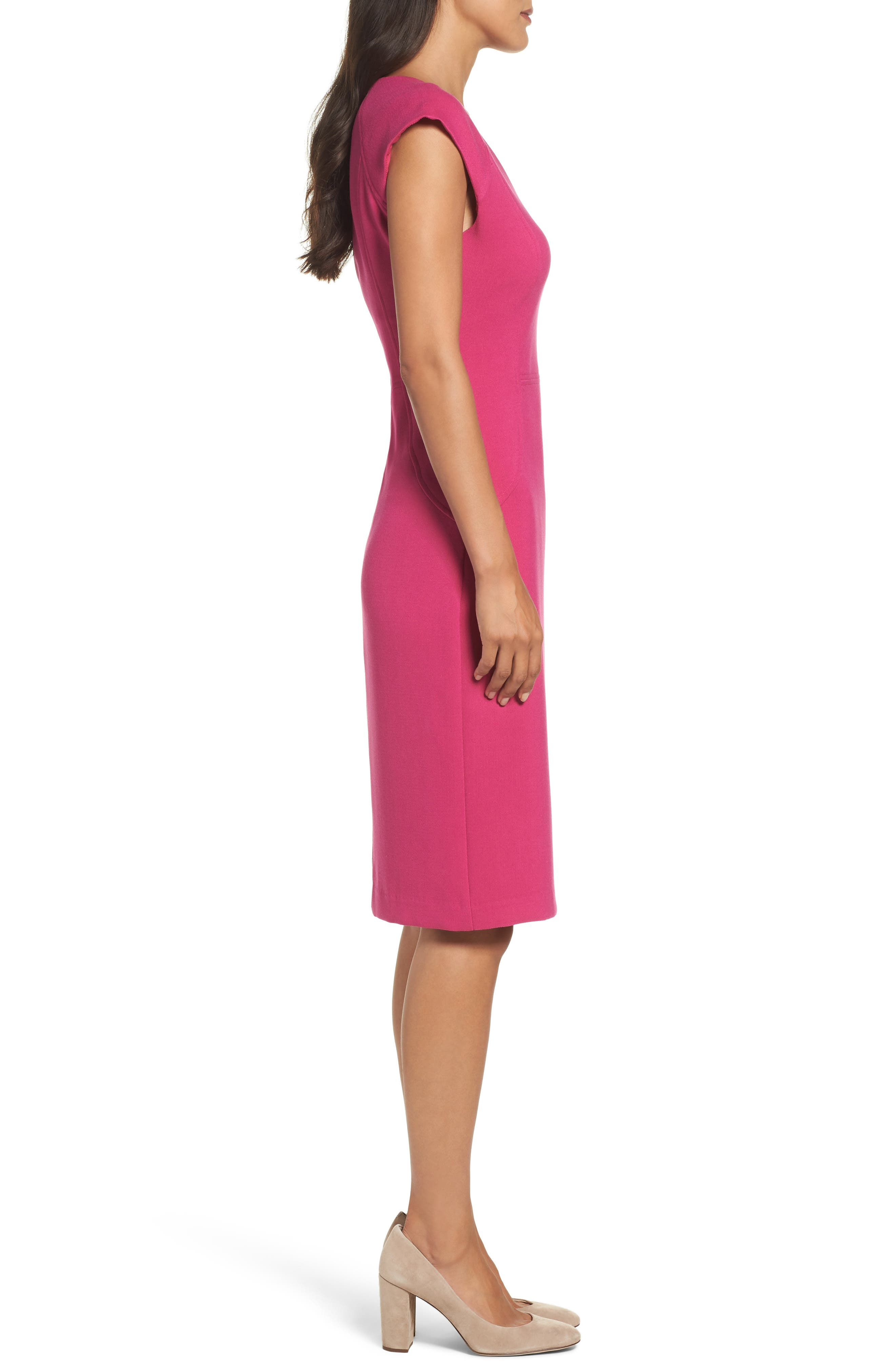 Alternate Image 3  - Vince Camuto Body-Con Dress