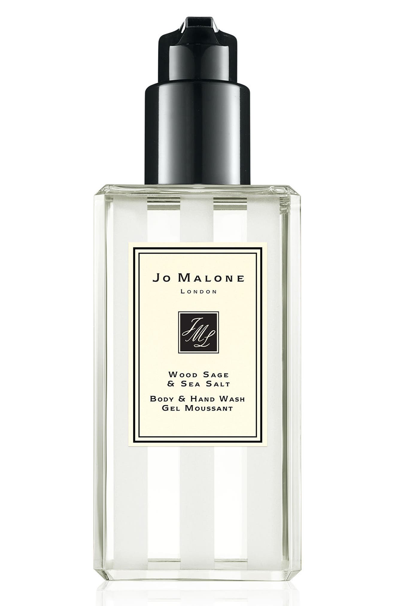 Jo Malone London™ 'Wood Sage & Sea Salt' Body & Hand Wash