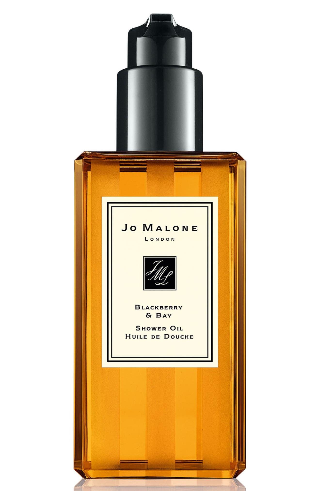 Main Image - Jo Malone London™ Blackberry & Bay Bath Oil (8.5 oz.)