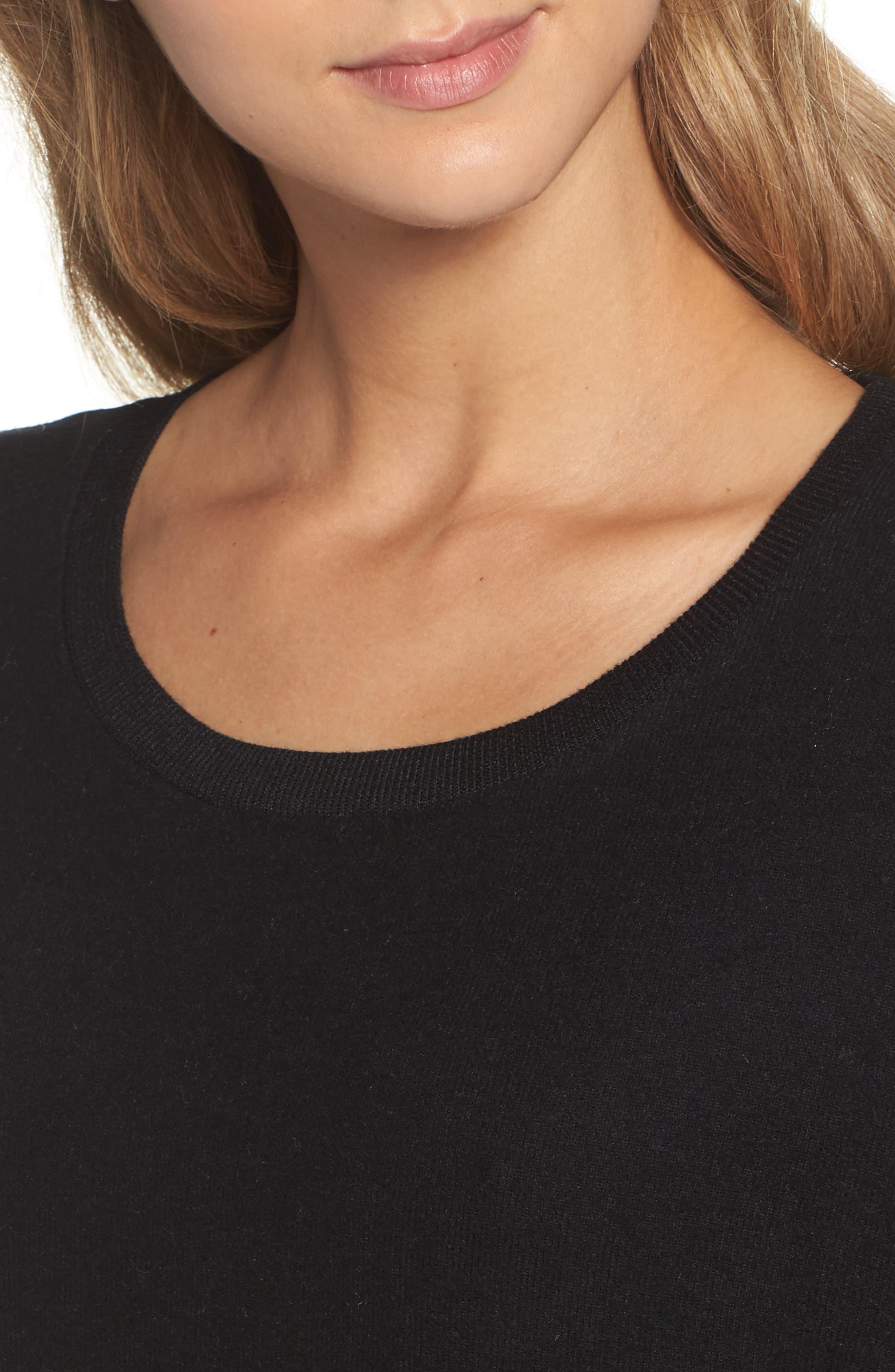 Alternate Image 5  - Make + Model Brushed Hacci Sweatshirt