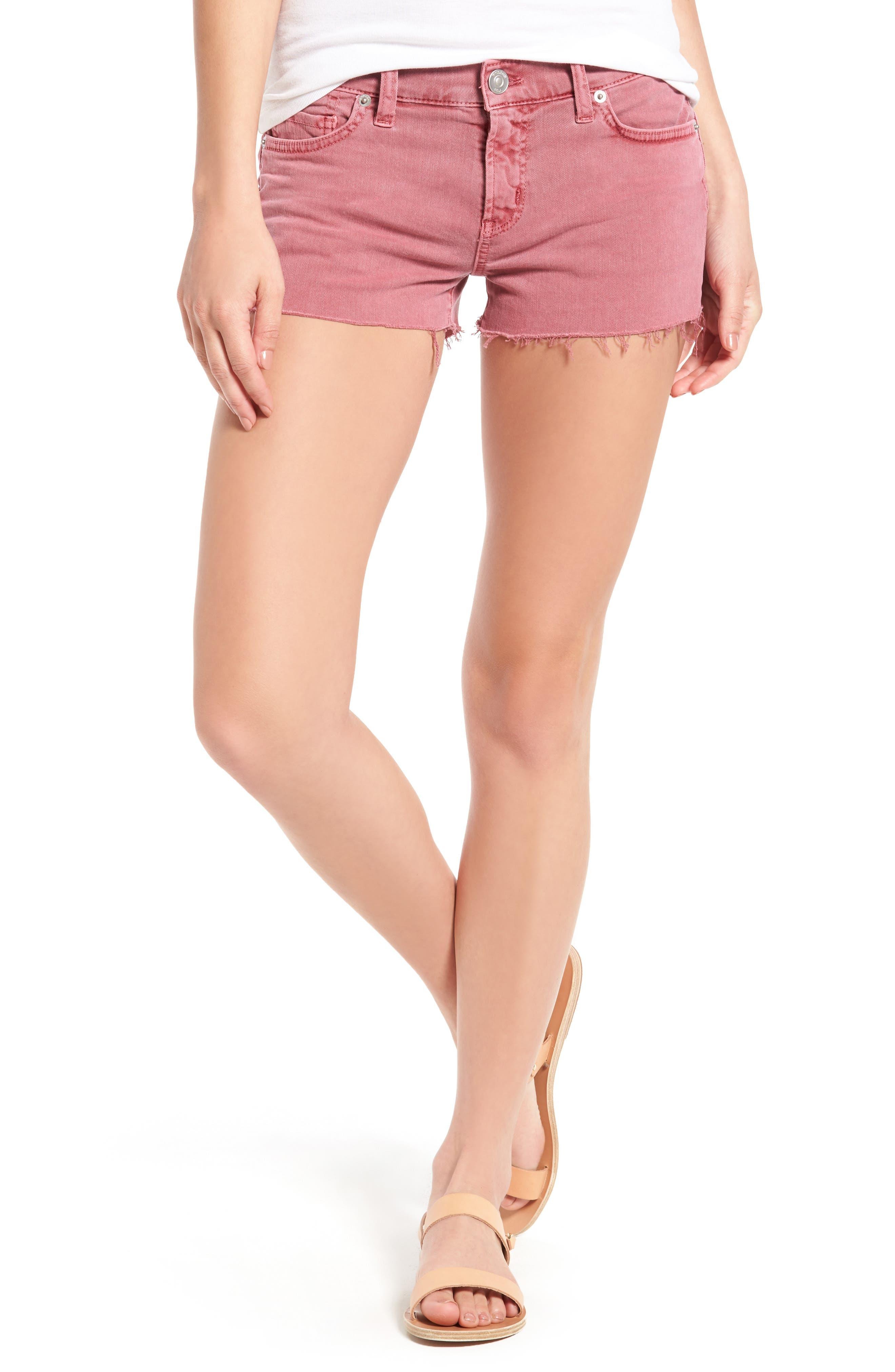 Hudson Jeans Kenzie Cutoff Shorts