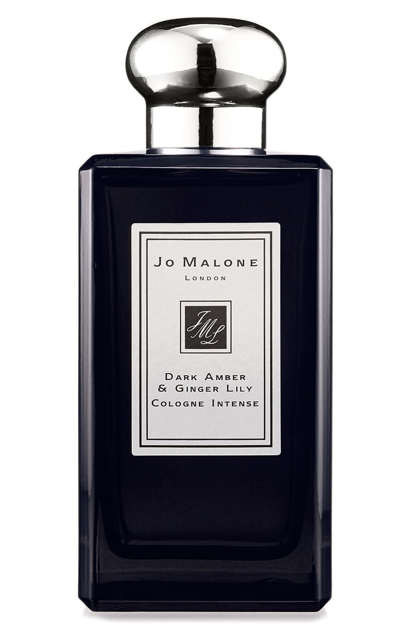 Main Image - Jo Malone London™ Dark Amber & Ginger Lily Cologne Intense