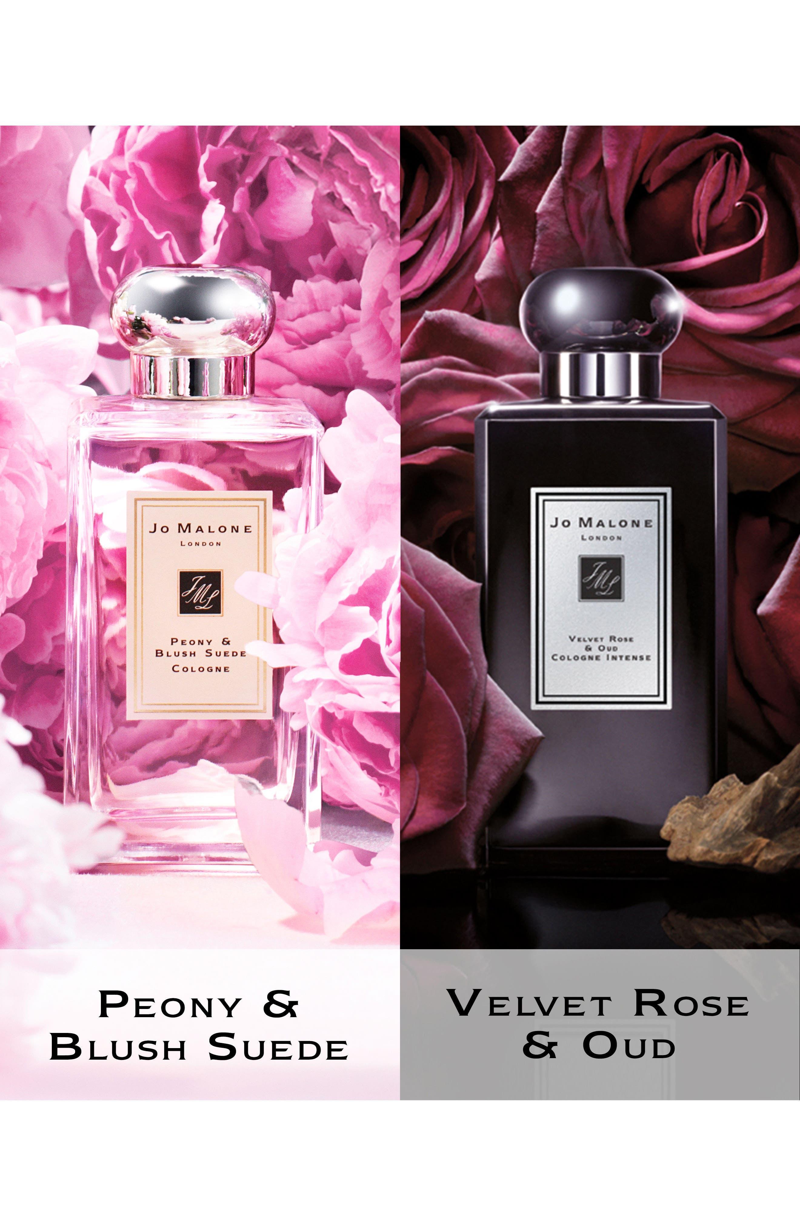 Jo Malone London™ Peony & Blush Suede & Velvet Rose & Oud
