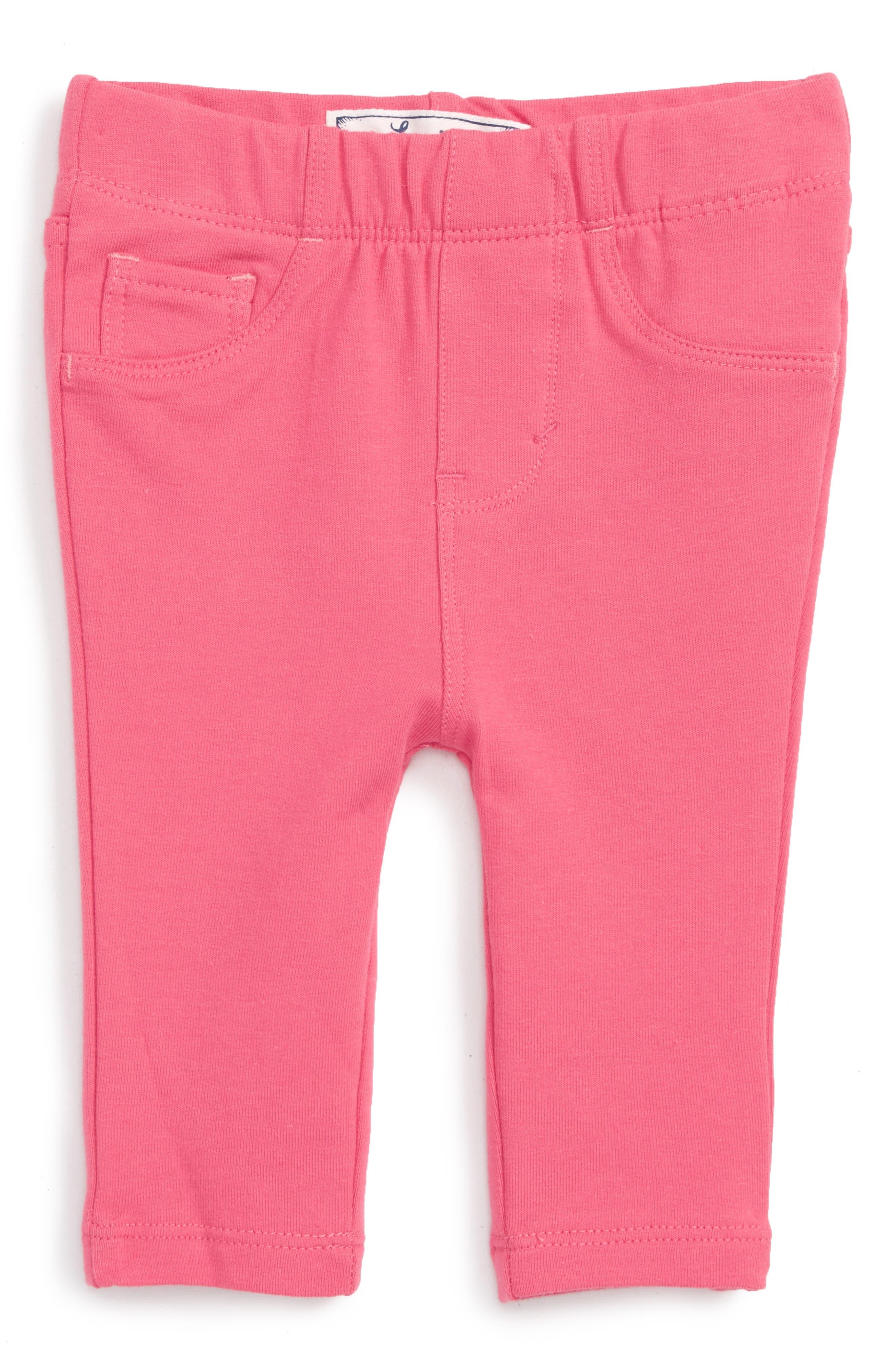 Levi's® Addison Knit Leggings (Baby Girls)