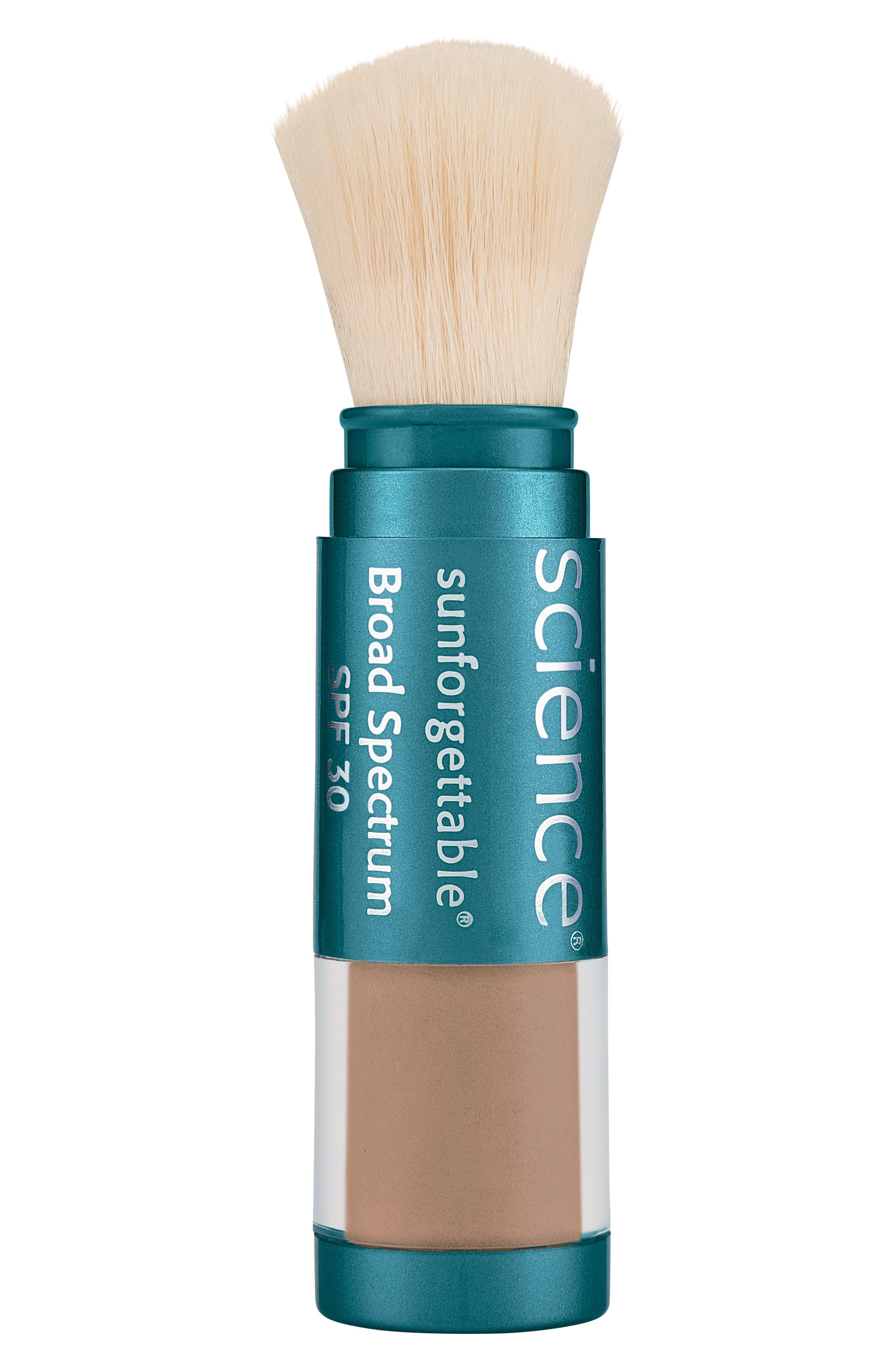 Sunforgettable<sup>®</sup> Brush-On Sunscreen SPF 30,                         Main,                         color, Deep