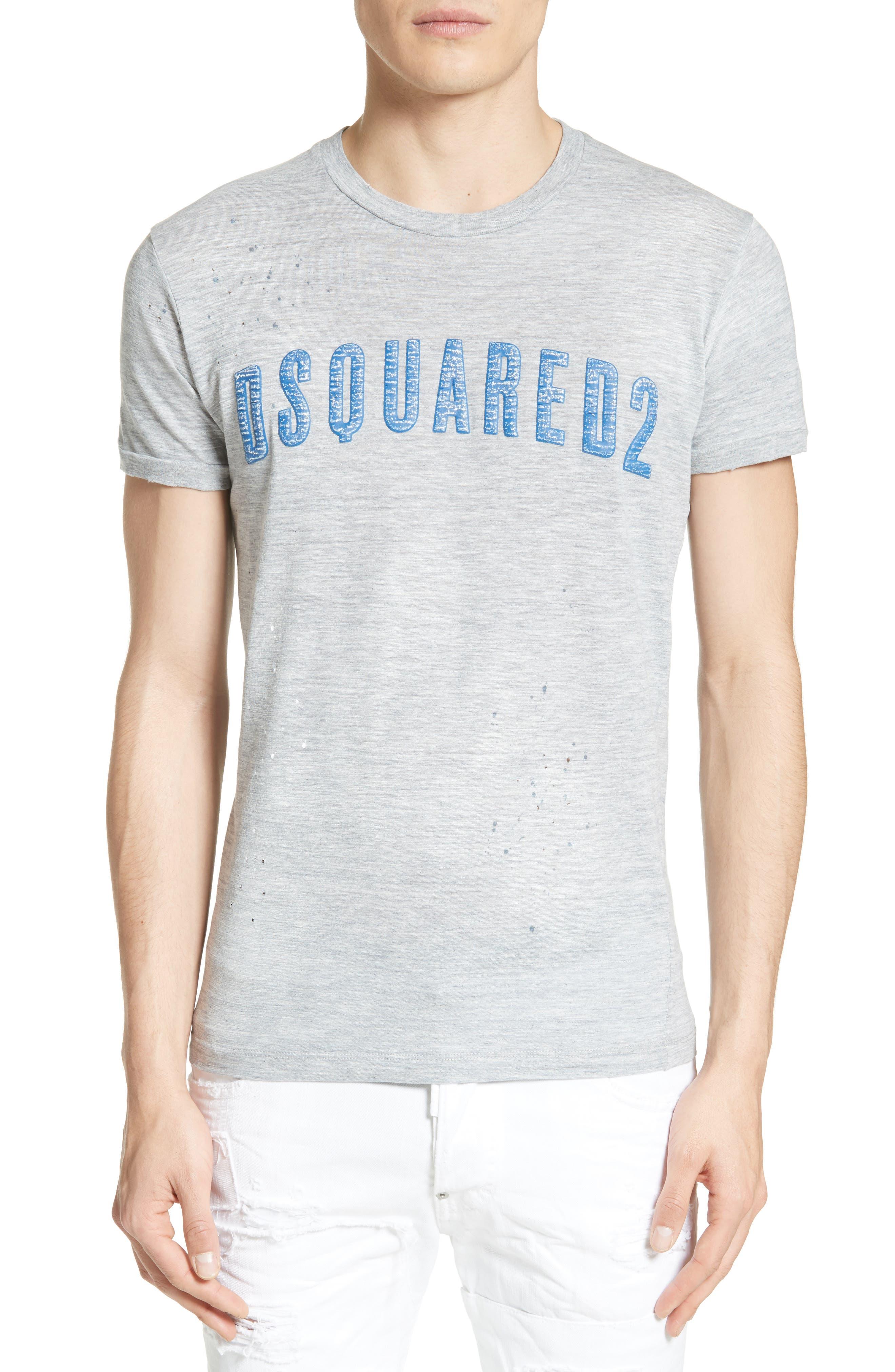 Main Image - Dsquared2 Logo Graphic T-Shirt