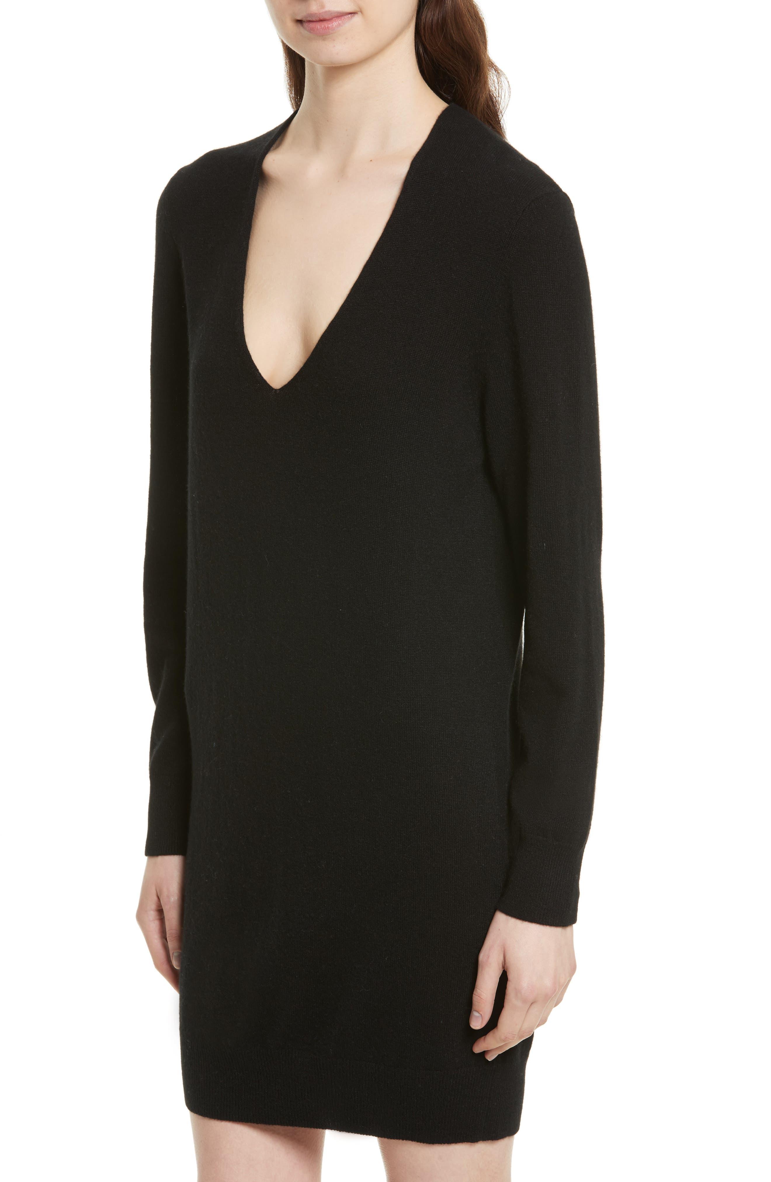 Alternate Image 4  - Equipment Rosemary V-Neck Cashmere Sweater Dress
