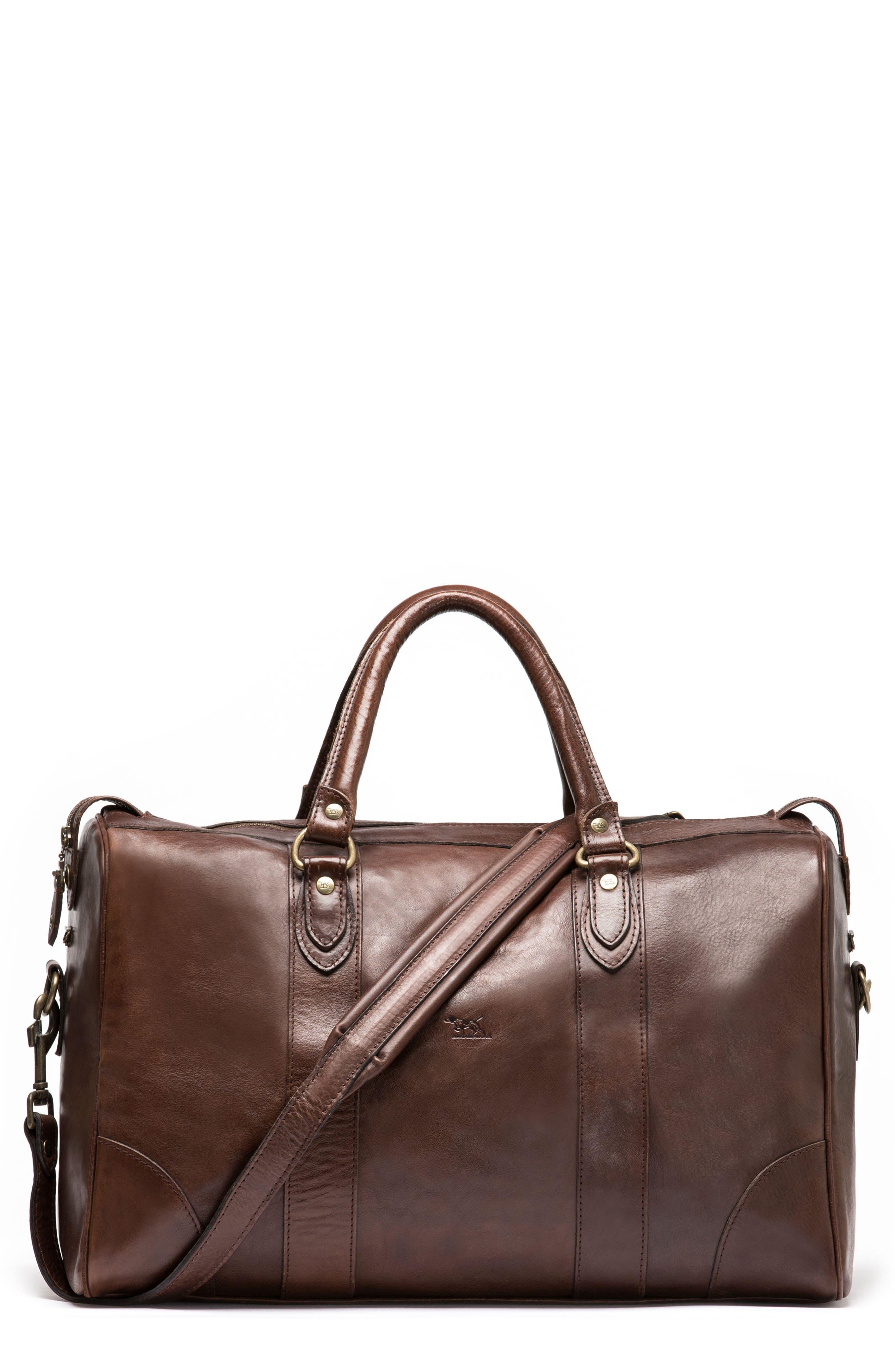 Normanby Duffel Bag,                         Main,                         color, Cocoa