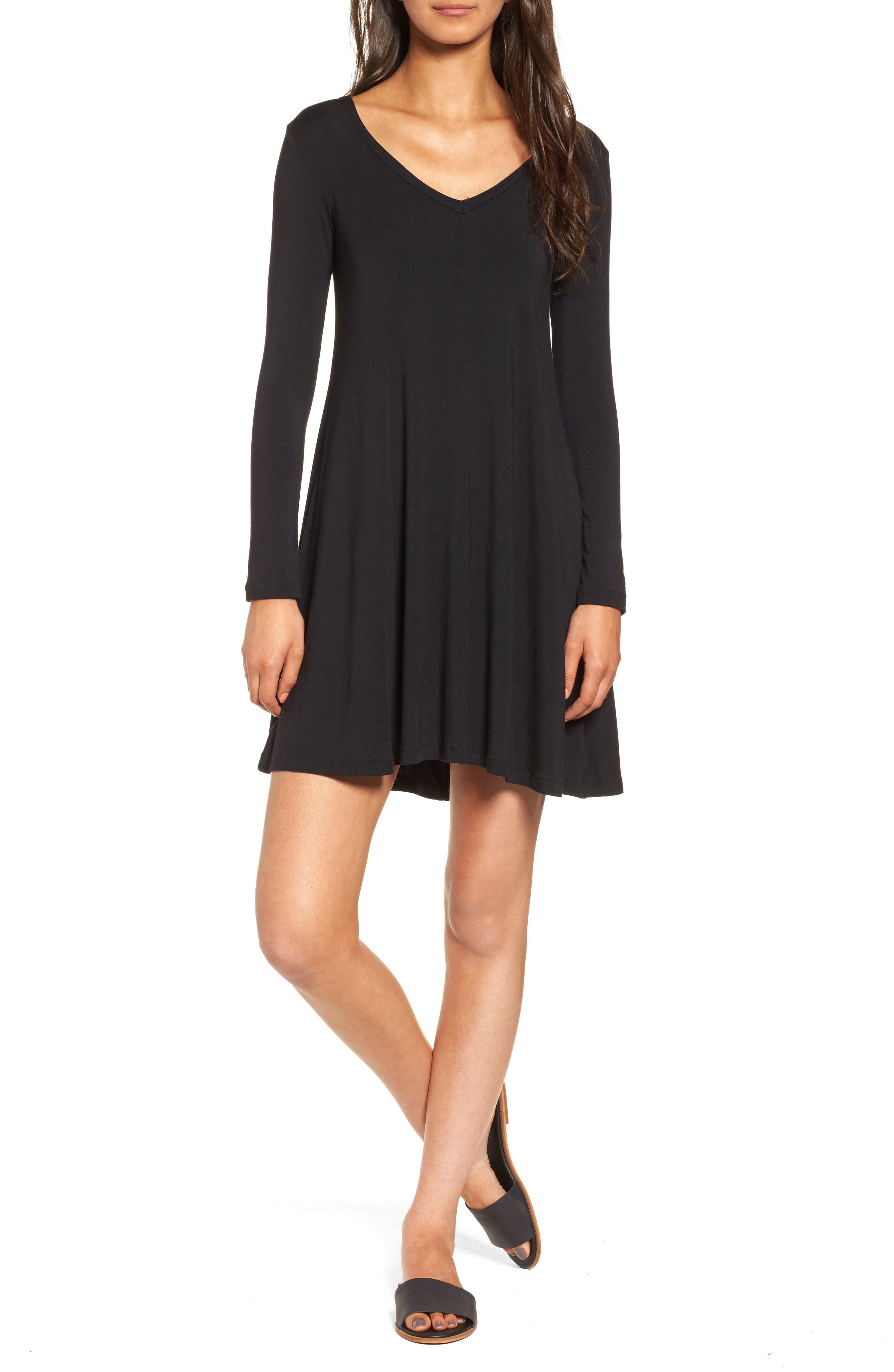 Amour Vert Gillian Trapeze Dress