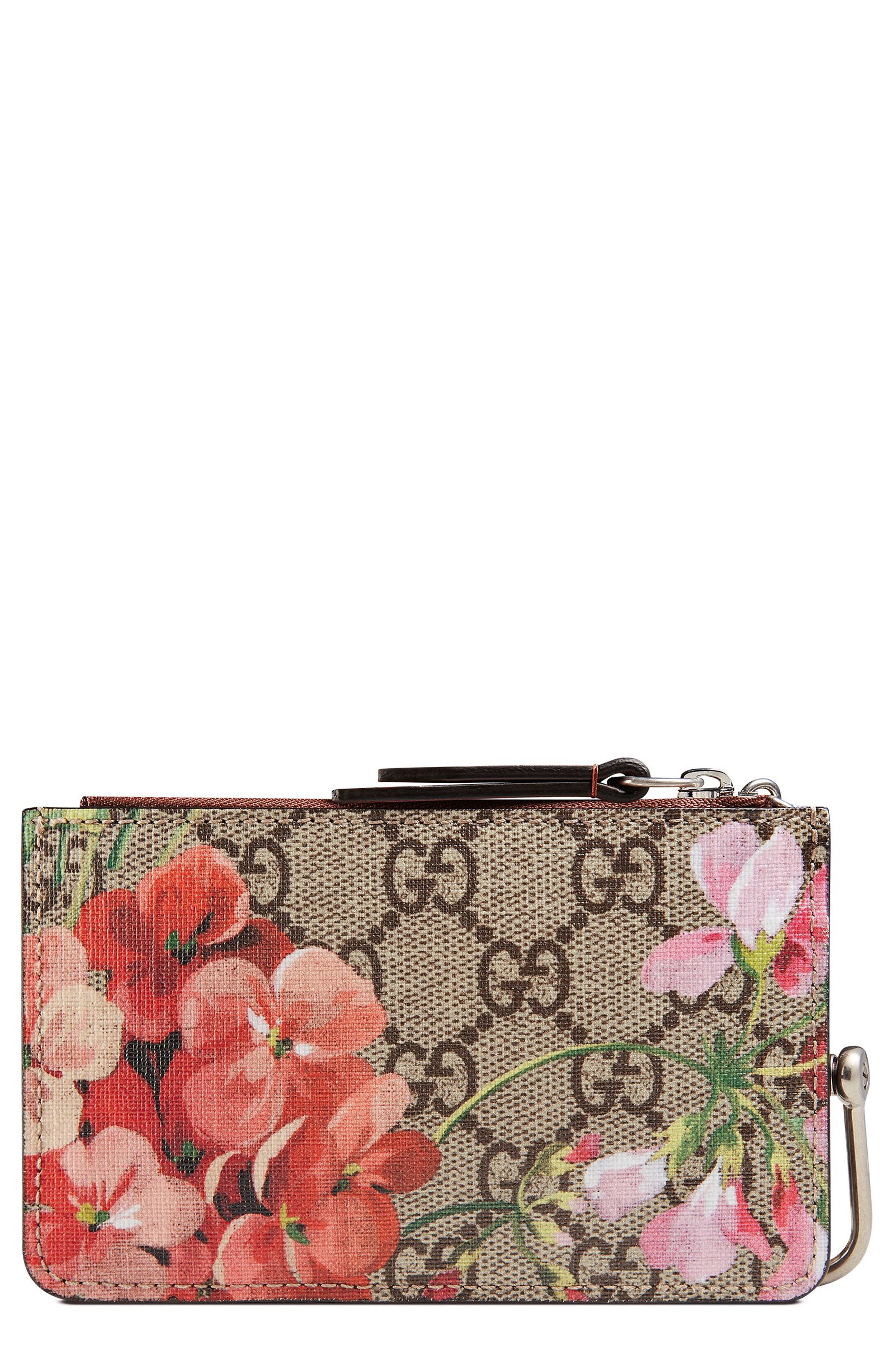 Alternate Image 2  - Gucci Blooms Key Case