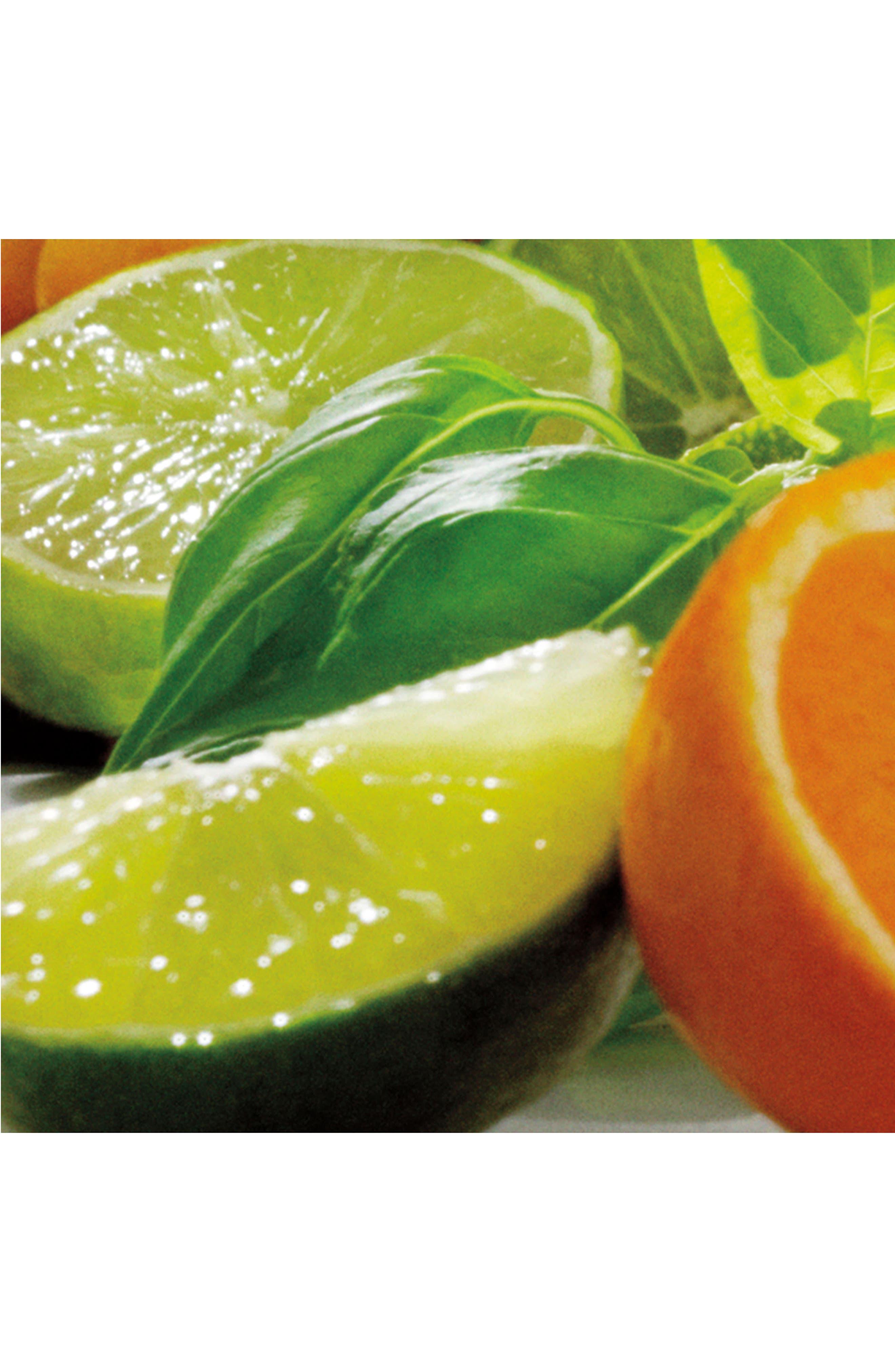Lime Basil & Mandarin Body & Hand Lotion,                             Alternate thumbnail 3, color,                             No Color