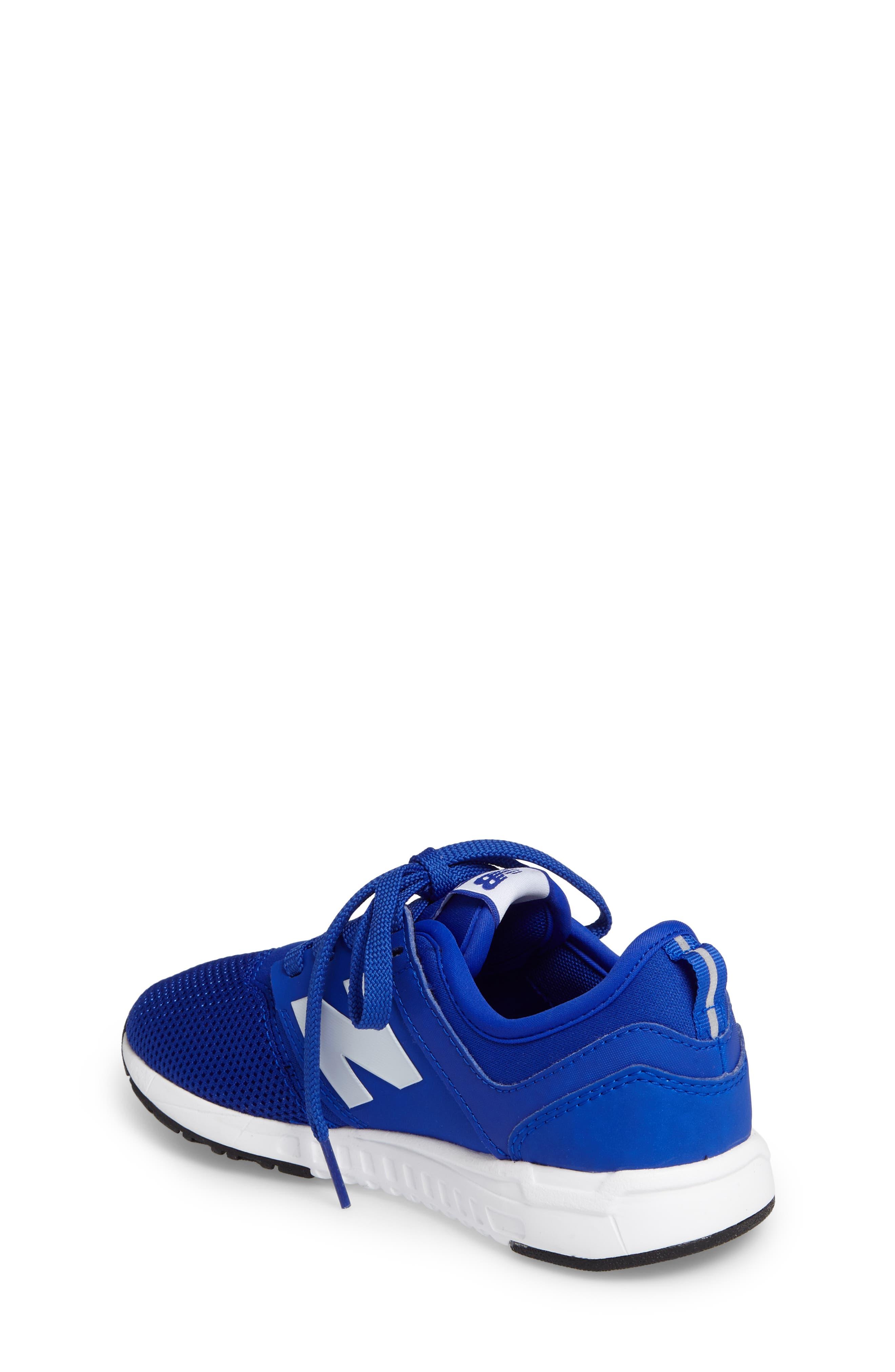 Alternate Image 2  - New Balance 247 Core Sneaker (Toddler & Little Kid)