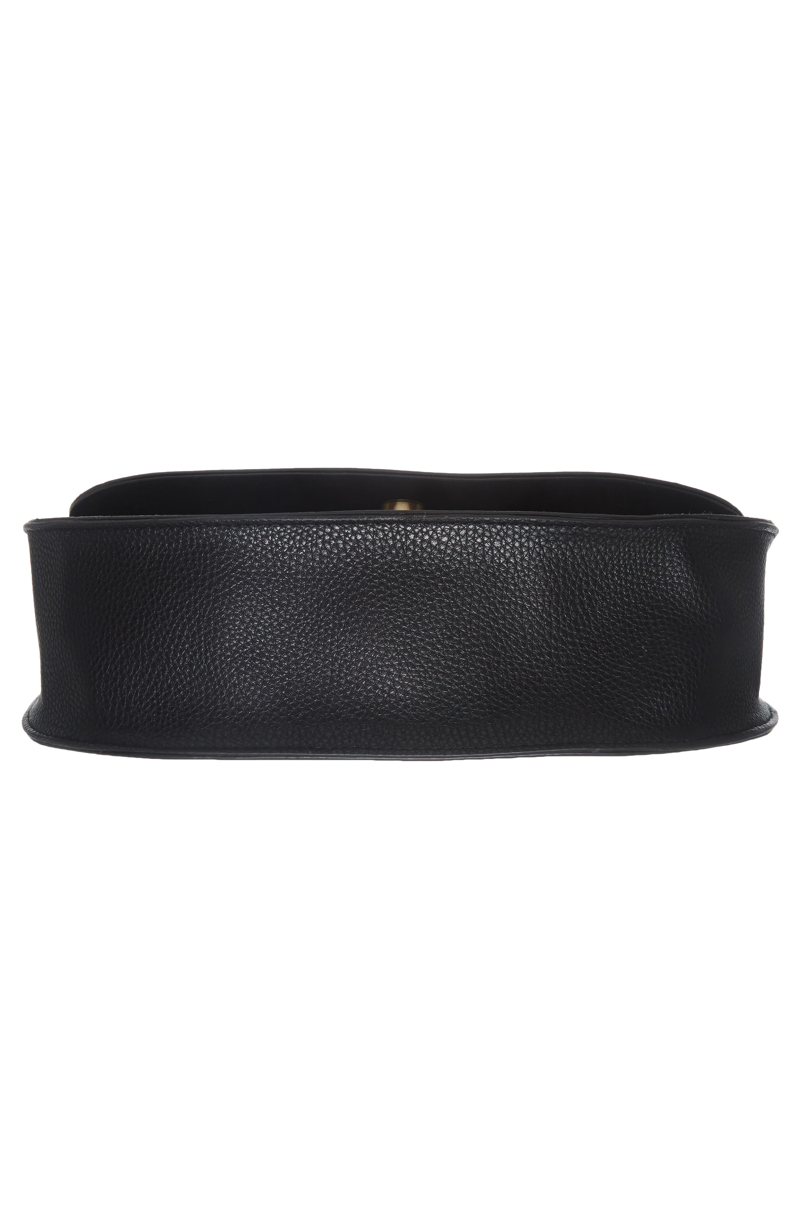 Alternate Image 4  - Sole Society Honor Faux Leather Messenger Bag