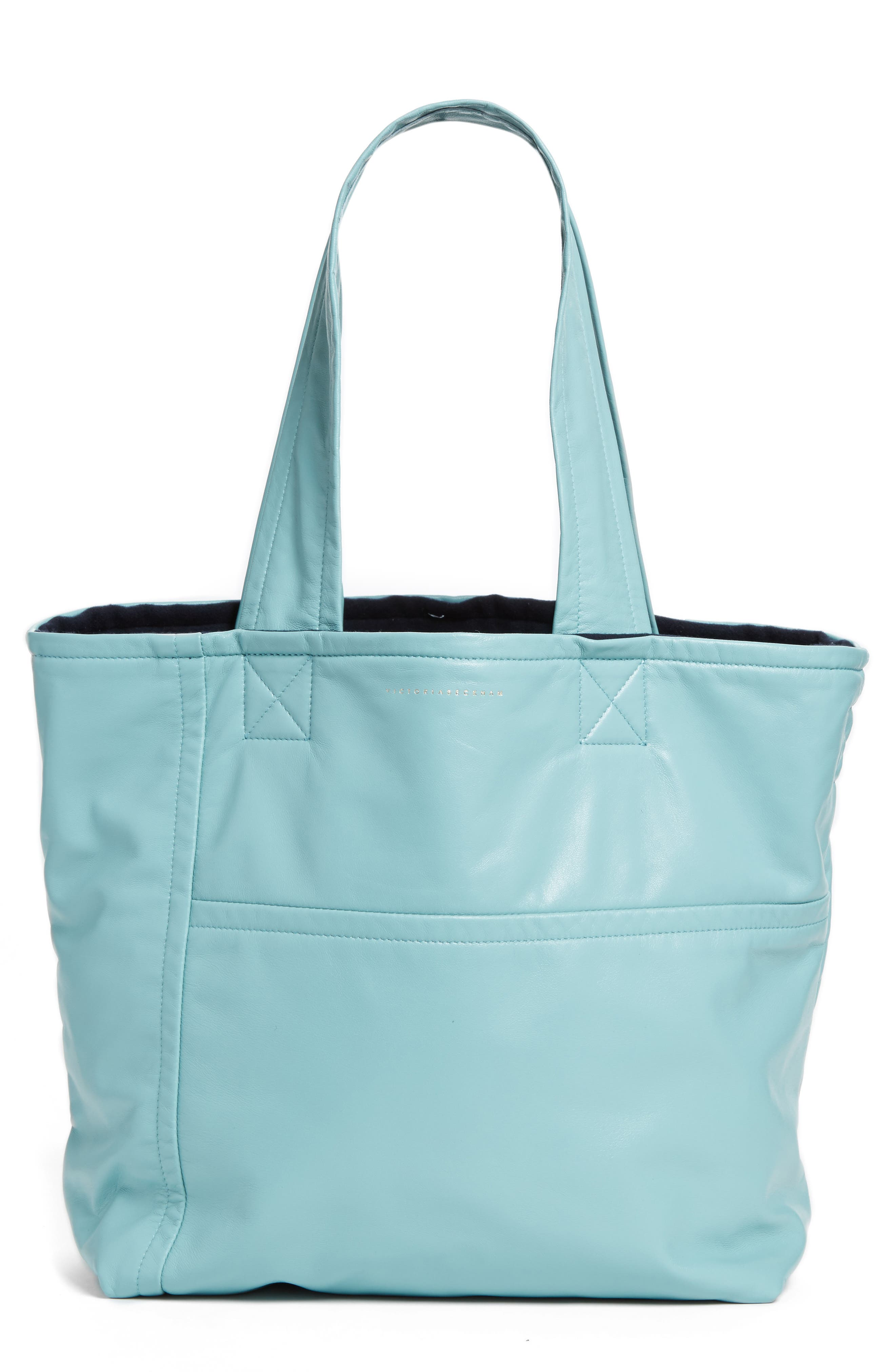 Victoria Beckham  SUNDAY BAG - BLUE/GREEN