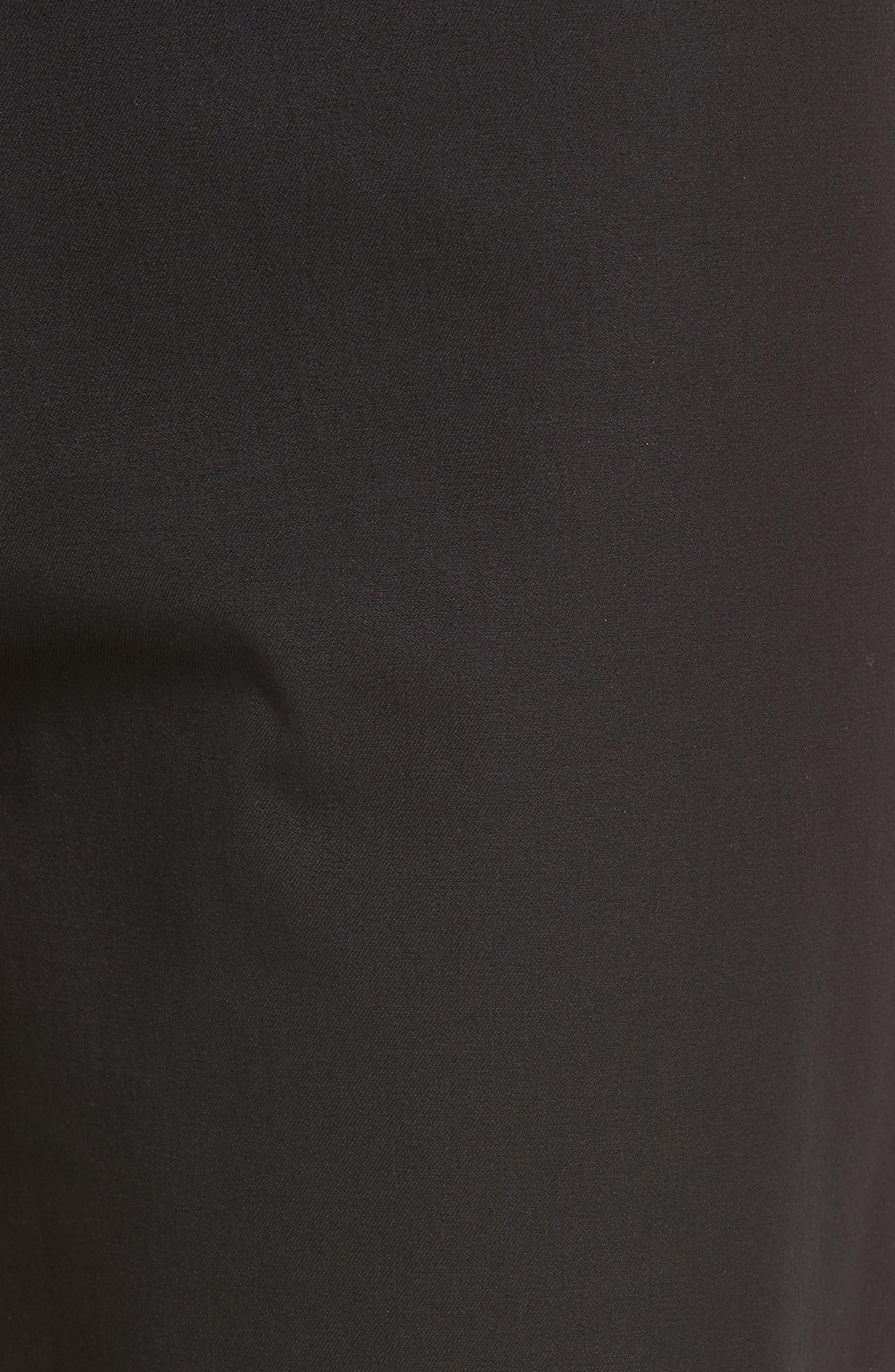 Alternate Image 6  - Eileen Fisher Organic Stretch Cotton Twill Ankle Pants (Regular & Petite)