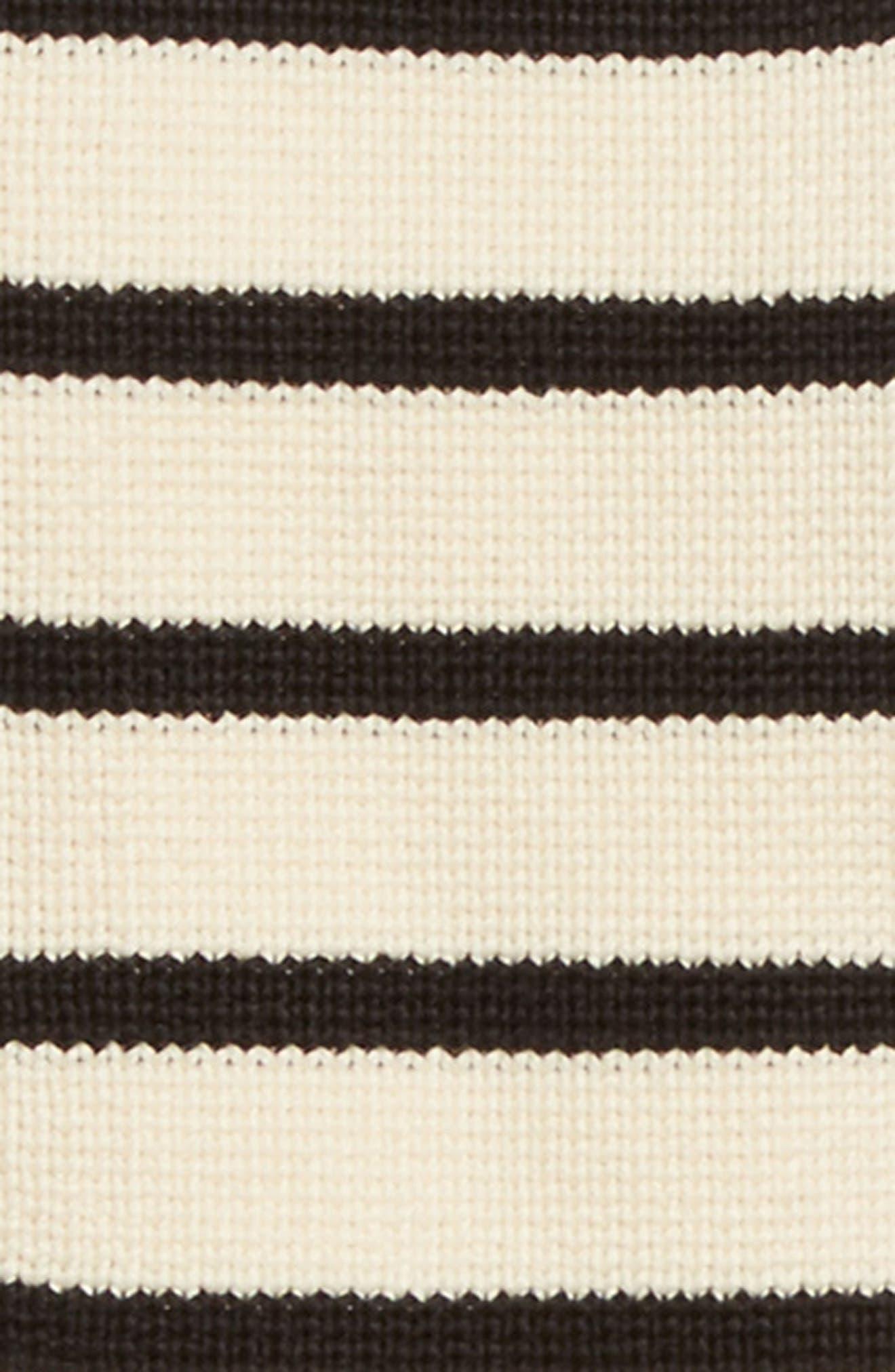 Alternate Image 3  - Veronica Beard Mariner Stripe Dickey & Cuffs