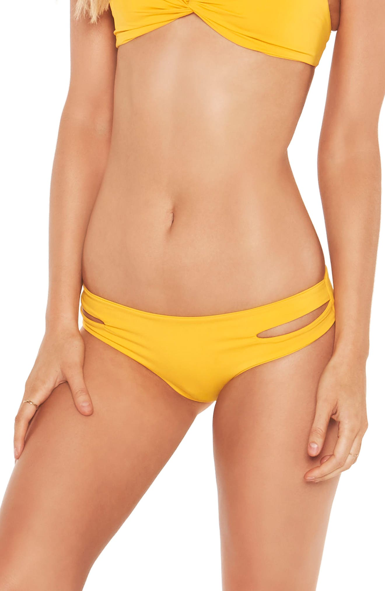 Alternate Image 1 Selected - L Space Estella Classic Bikini Bottoms