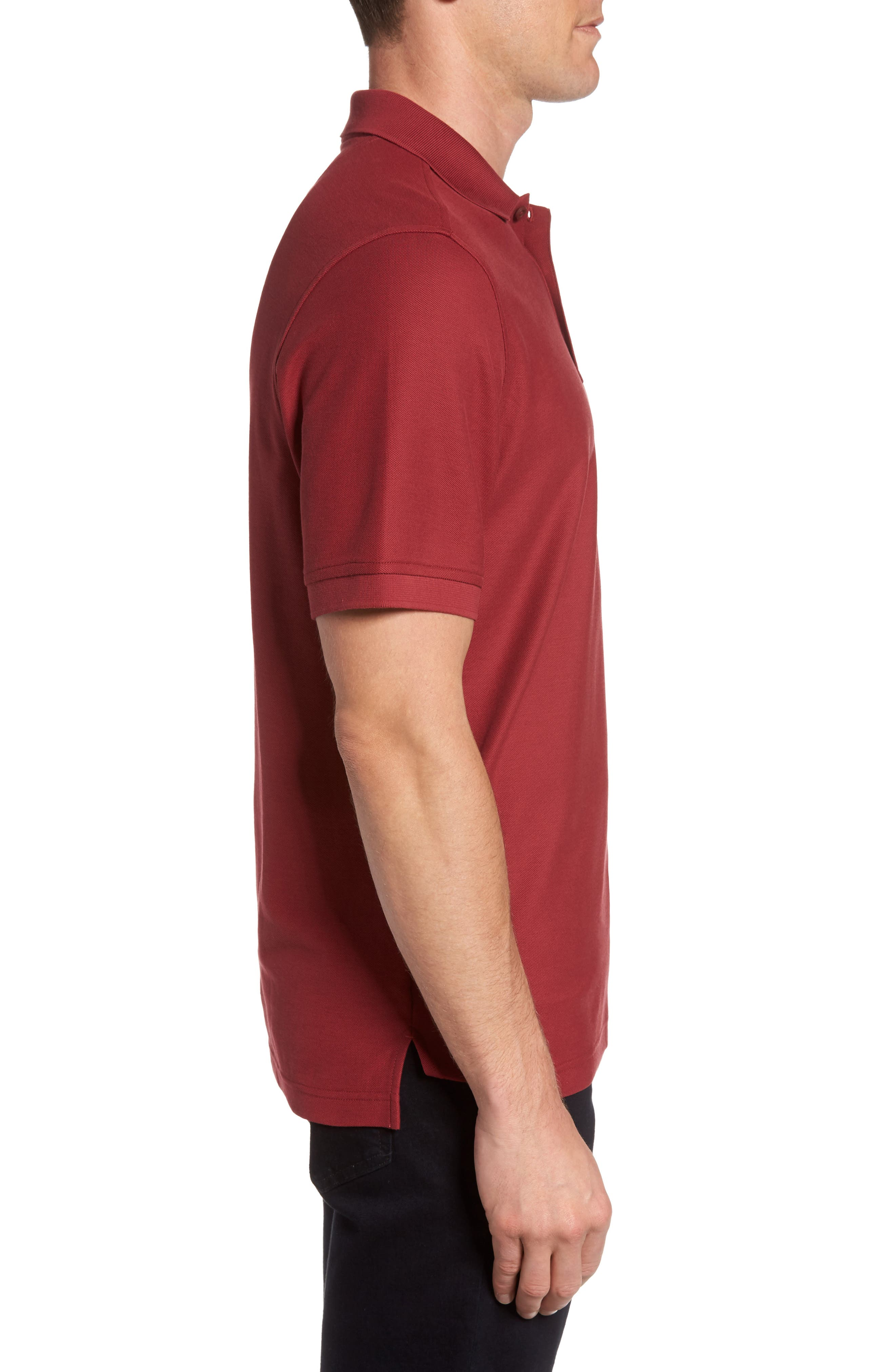 Alternate Image 3  - Nordstrom Men's Shop 'Classic' Regular Fit Piqué Polo