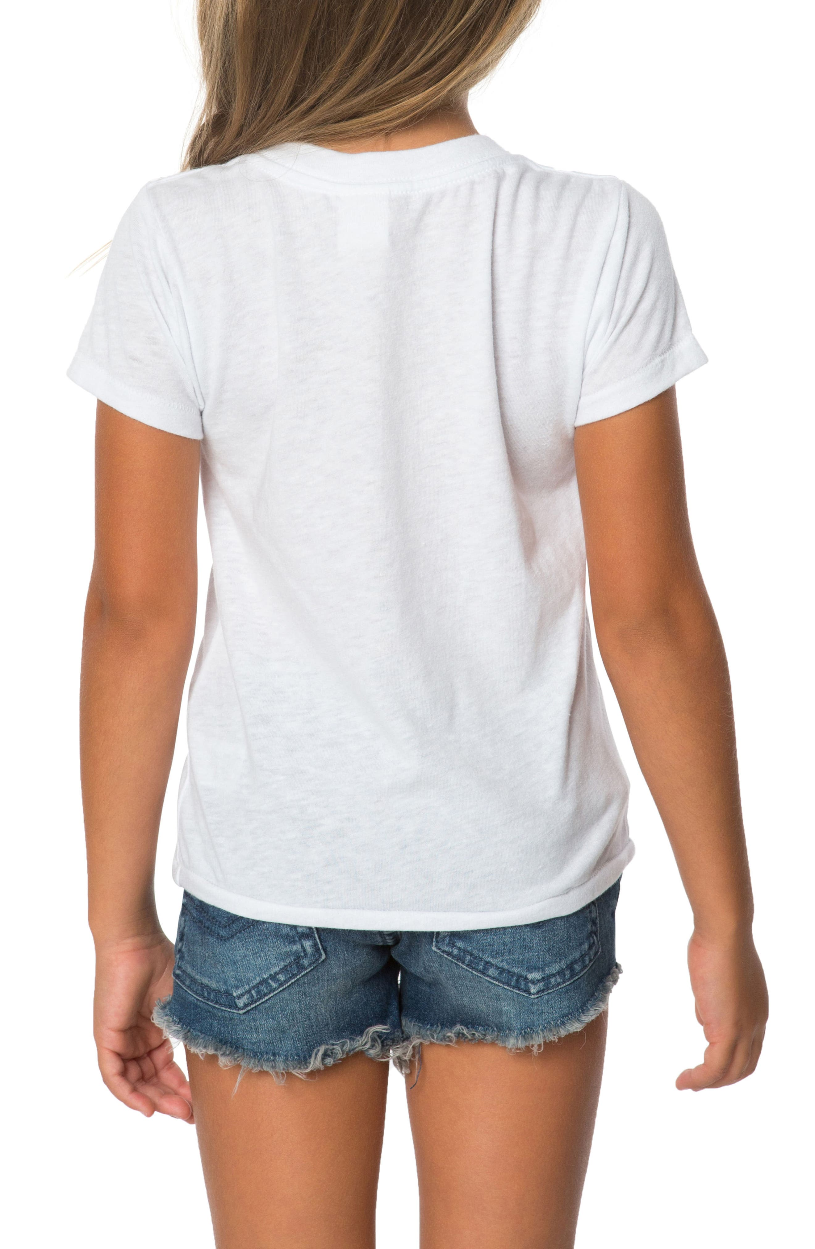 Earth Day Graphic Tee,                             Alternate thumbnail 2, color,                             White