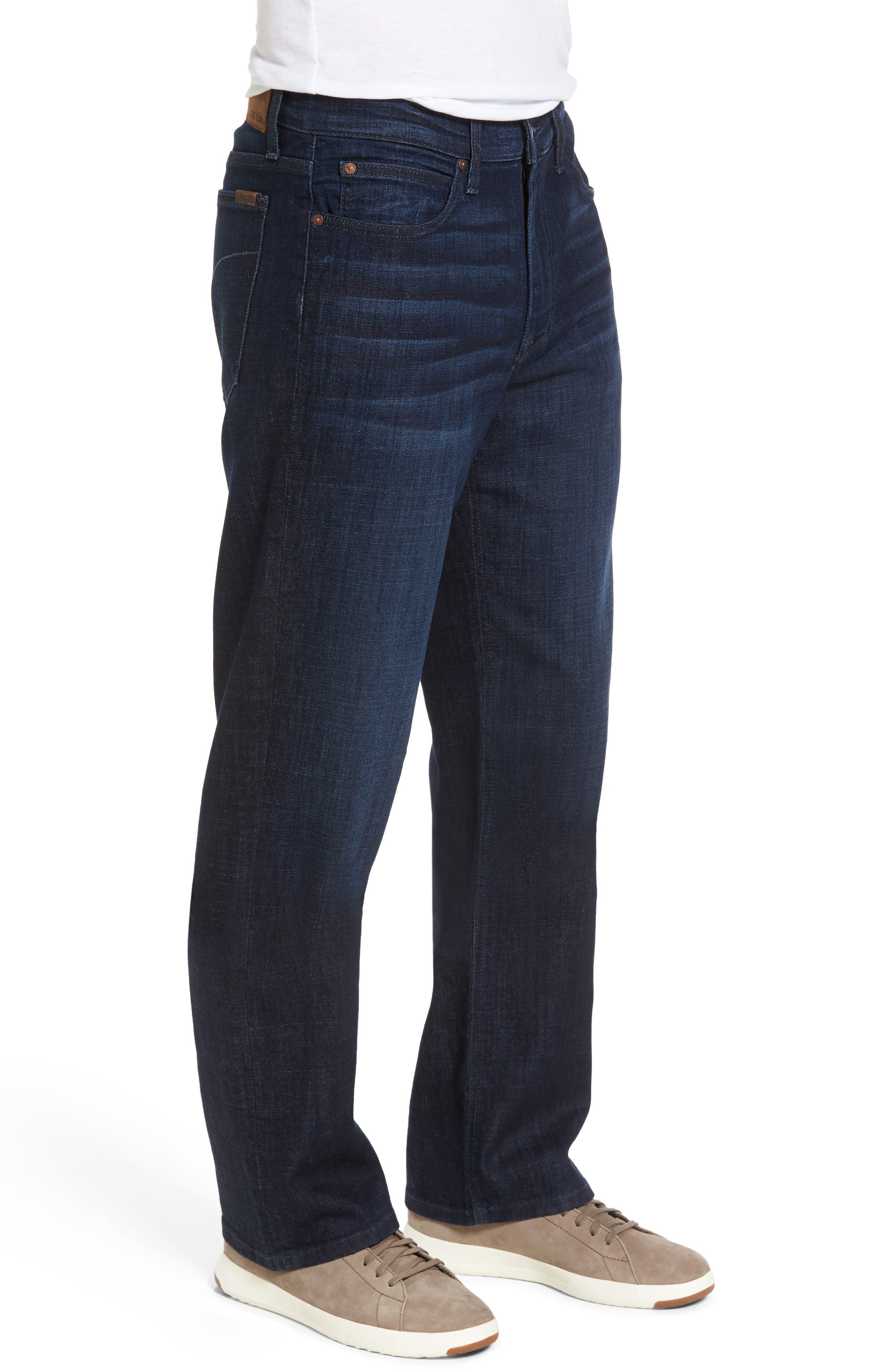 Alternate Image 3  - Joe's Rebel Relaxed Fit Jeans (Brooks)