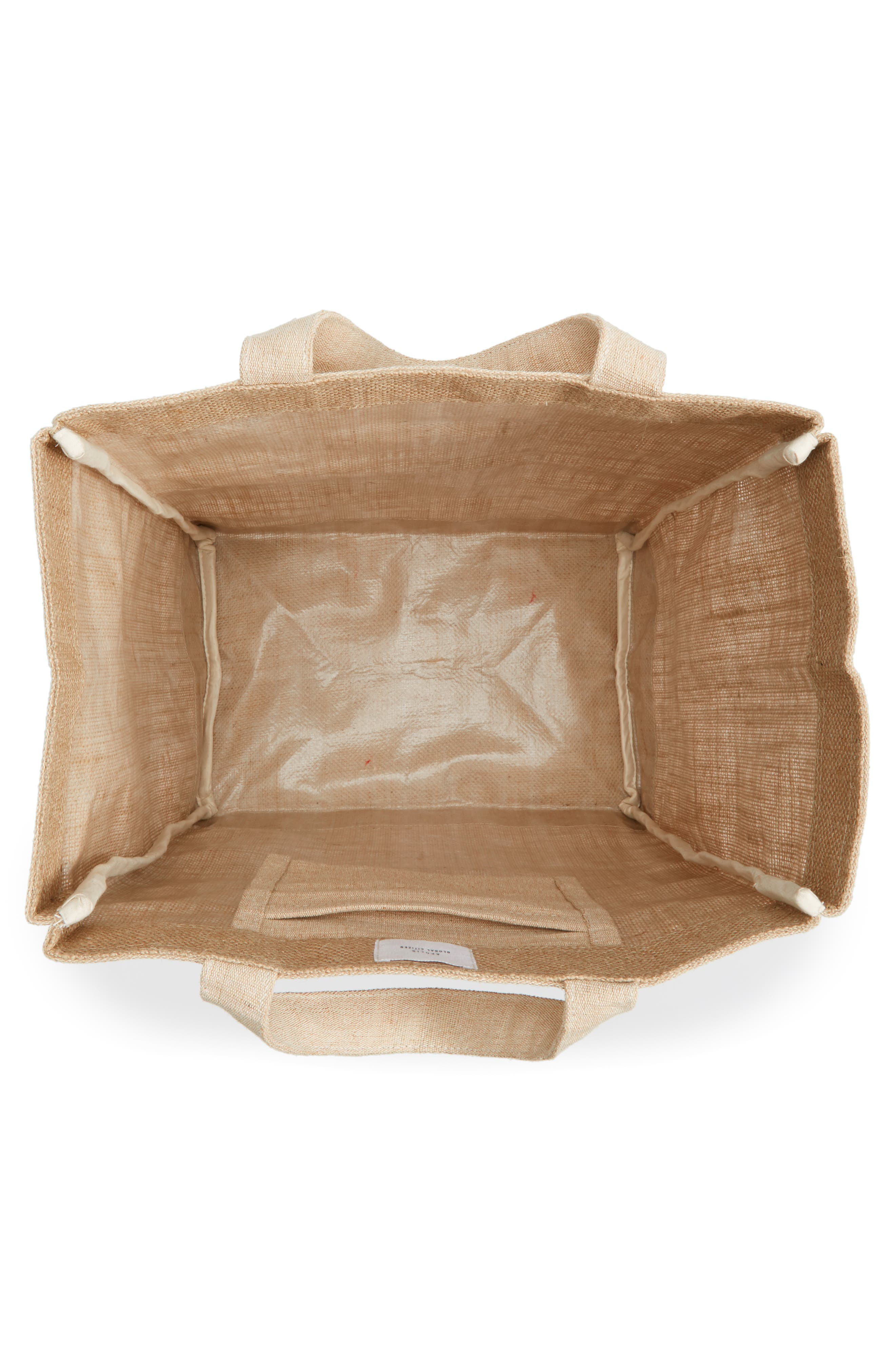 Alternate Image 3  - Apolis San Francisco Simple Market Bag