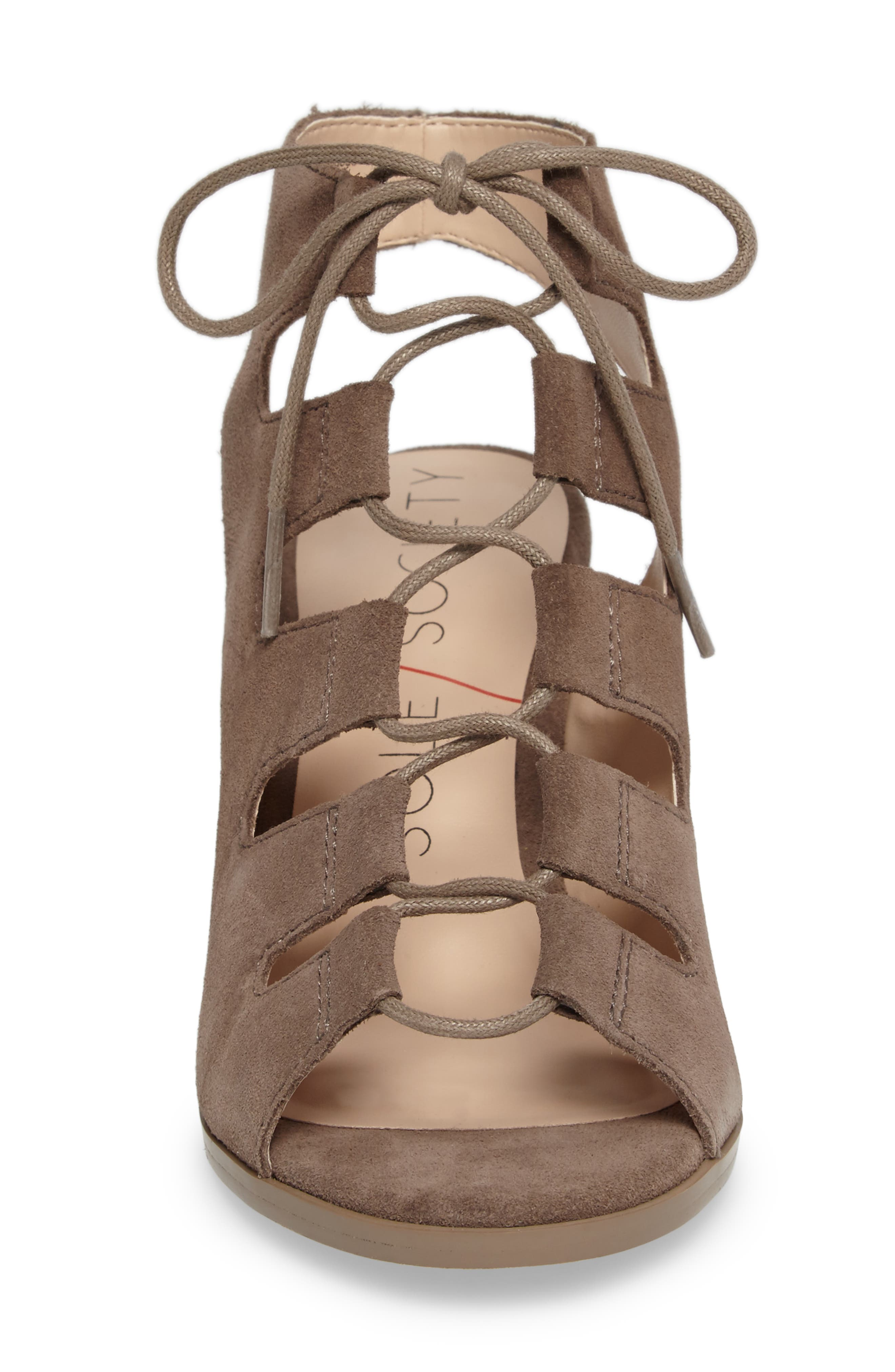 Alternate Image 4  - Sole Society Rae Block Heel Sandal (Women)