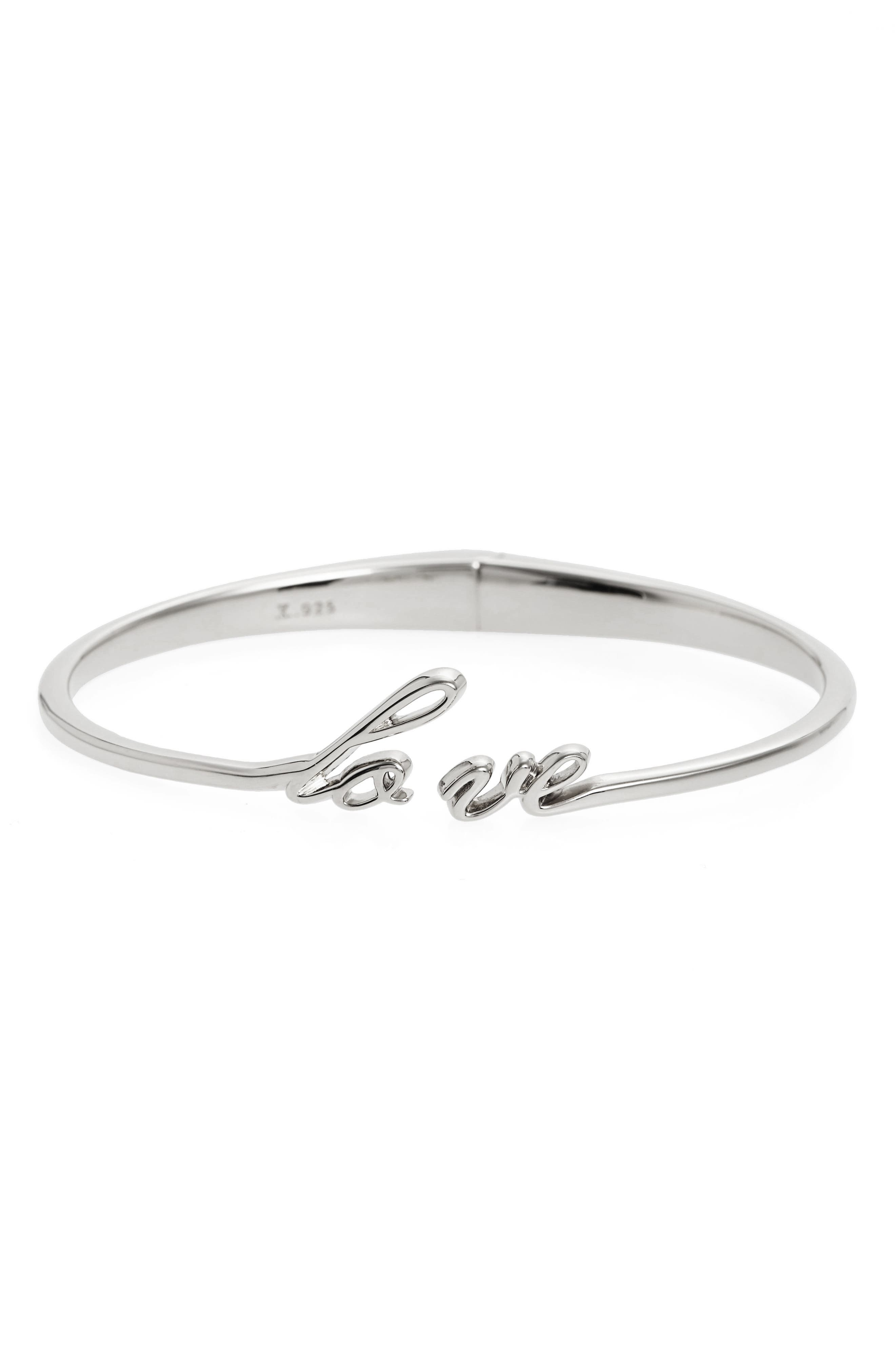 Judith Jack To Love by Love Hinge Bracelet
