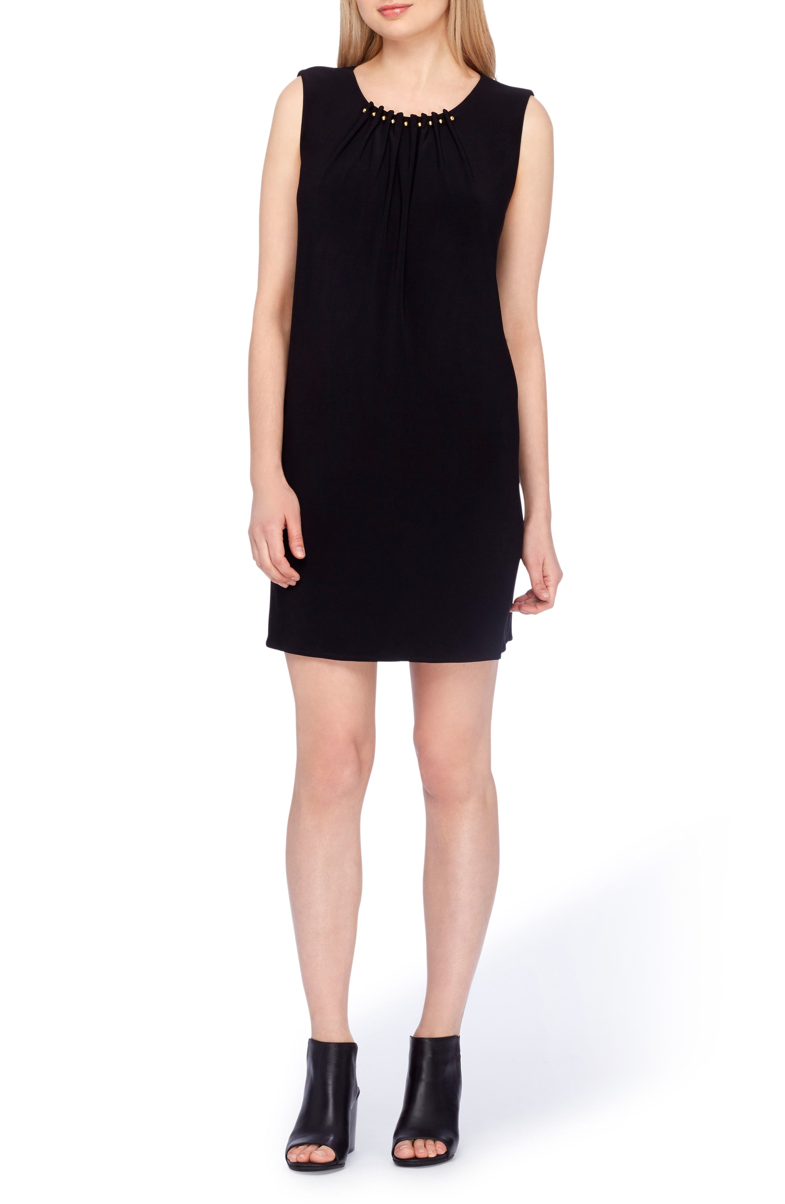 Main Image - Tahari Embellished Sheath Dress