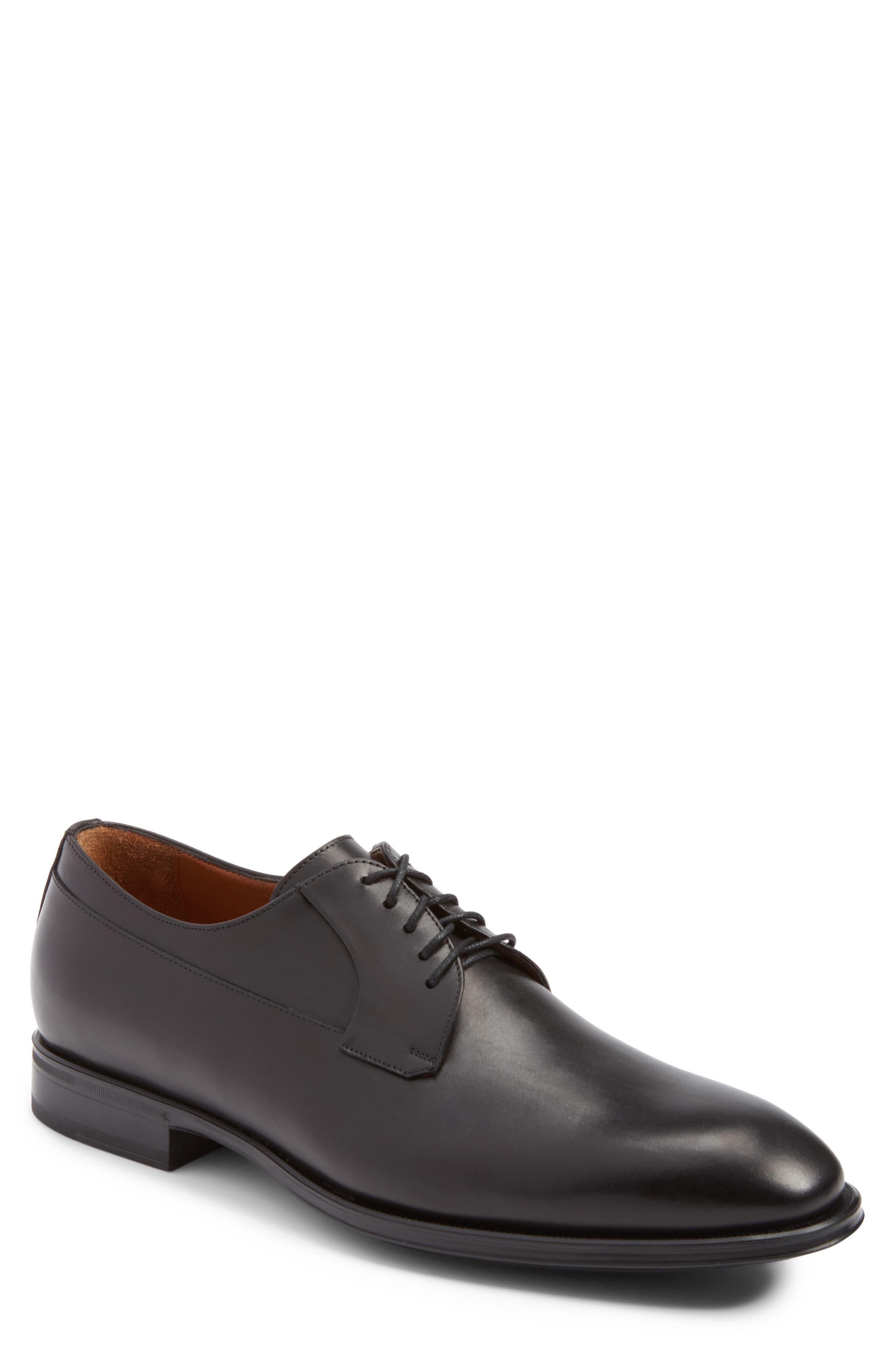 Aquatalia Decker Plain Toe Derby (Men)