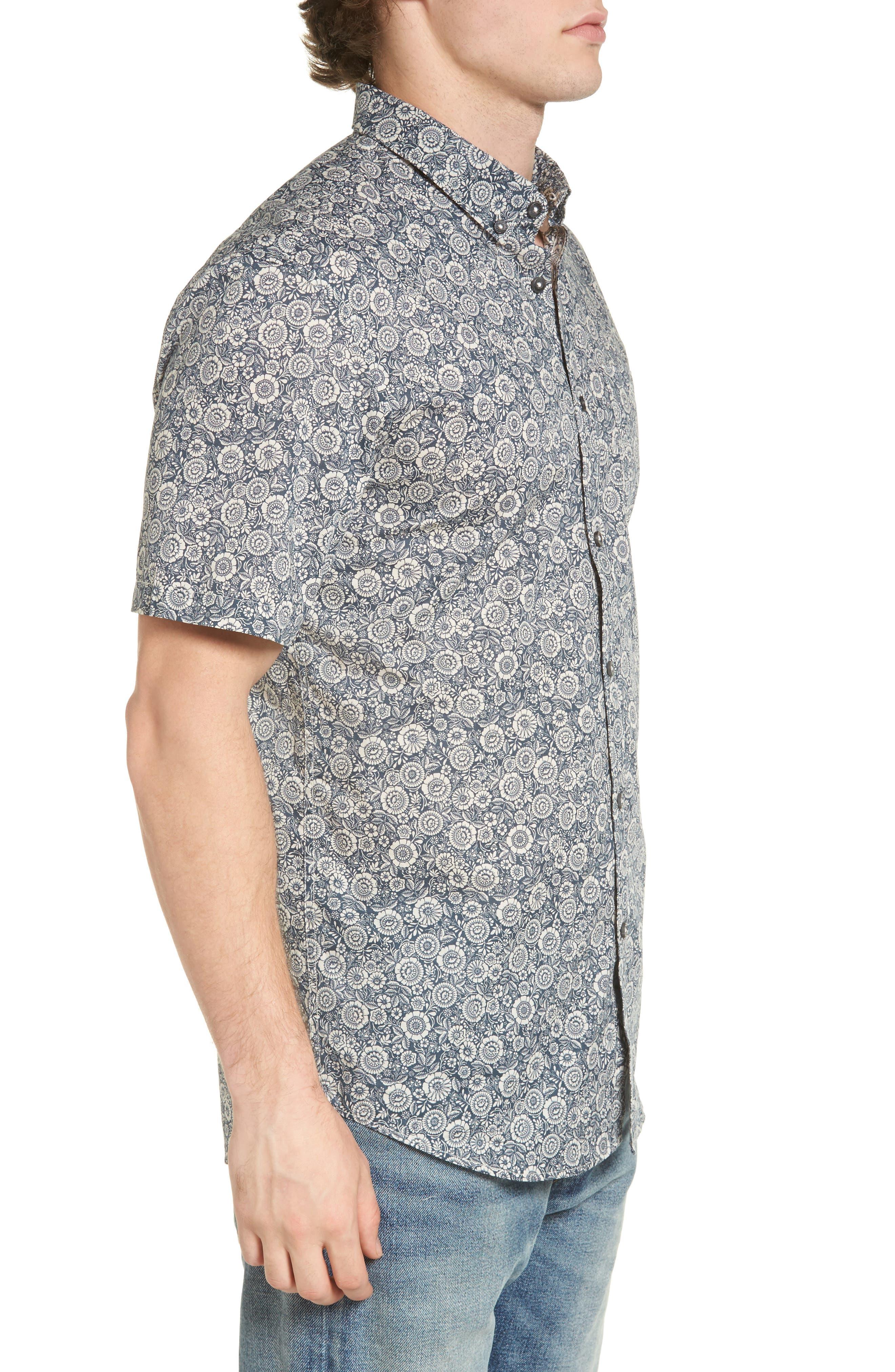 Alternate Image 3  - Billabong Sundays Mini Woven Shirt