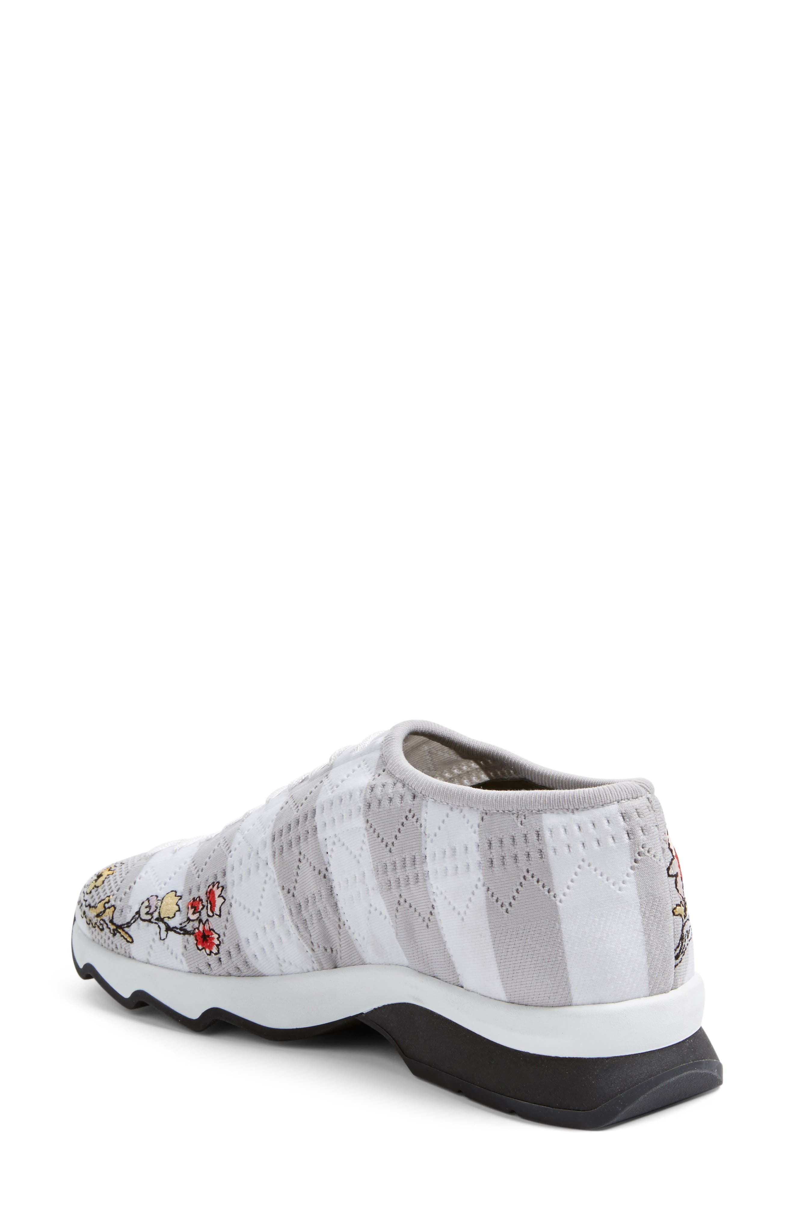 Alternate Image 2  - Fendi Marie Antoinette Sneaker (Women)