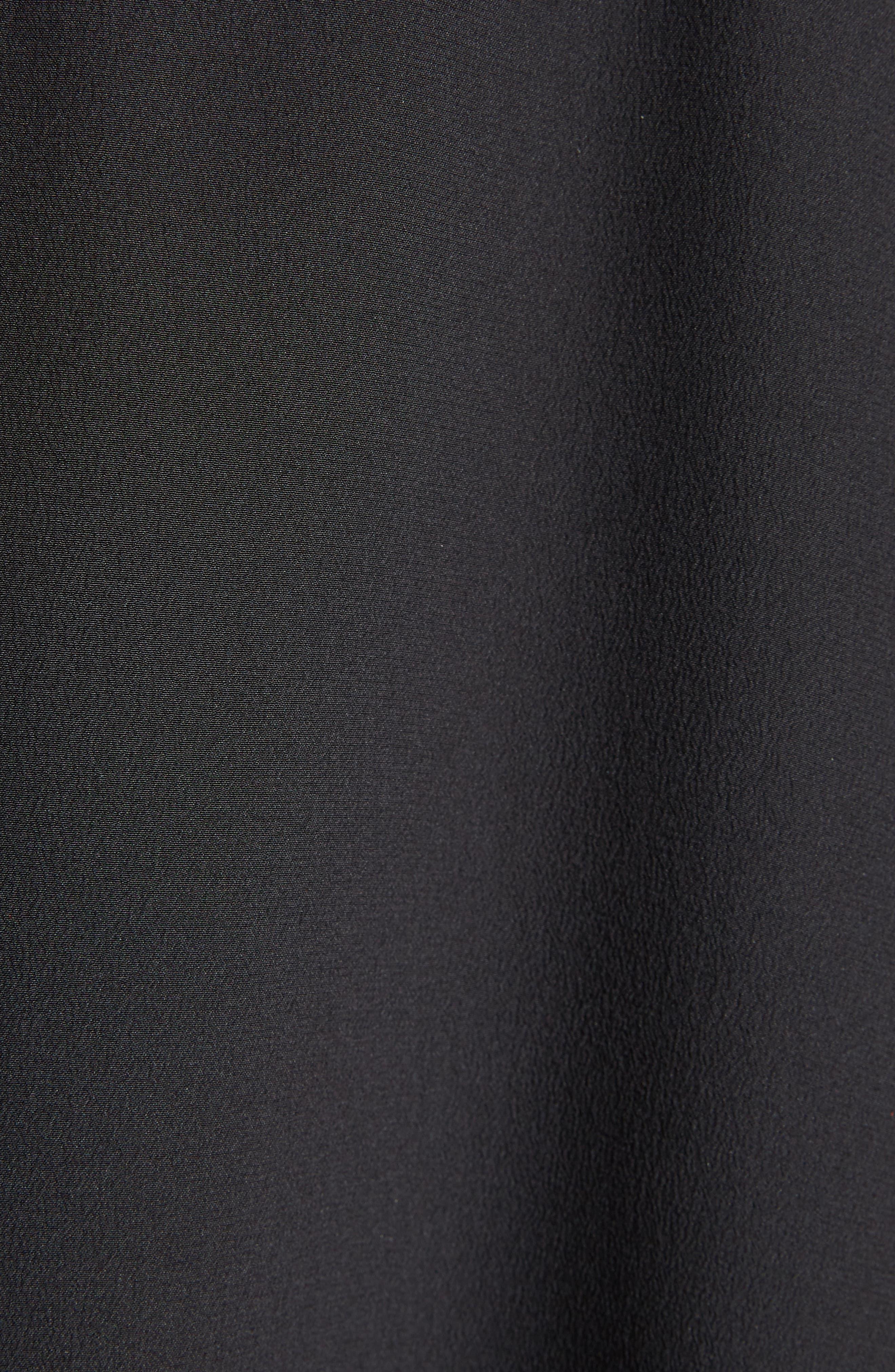 Alternate Image 5  - Givenchy Silk Drape Top