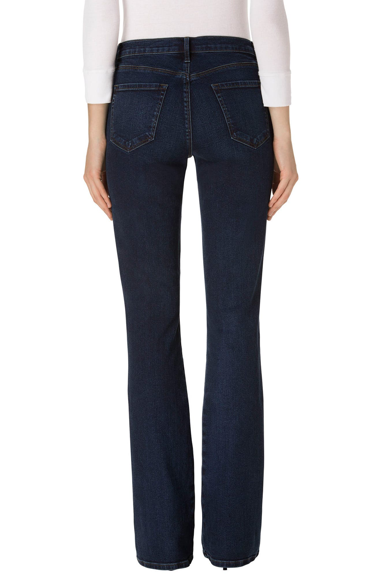 Alternate Image 2  - J Brand Litah Bootcut Jeans