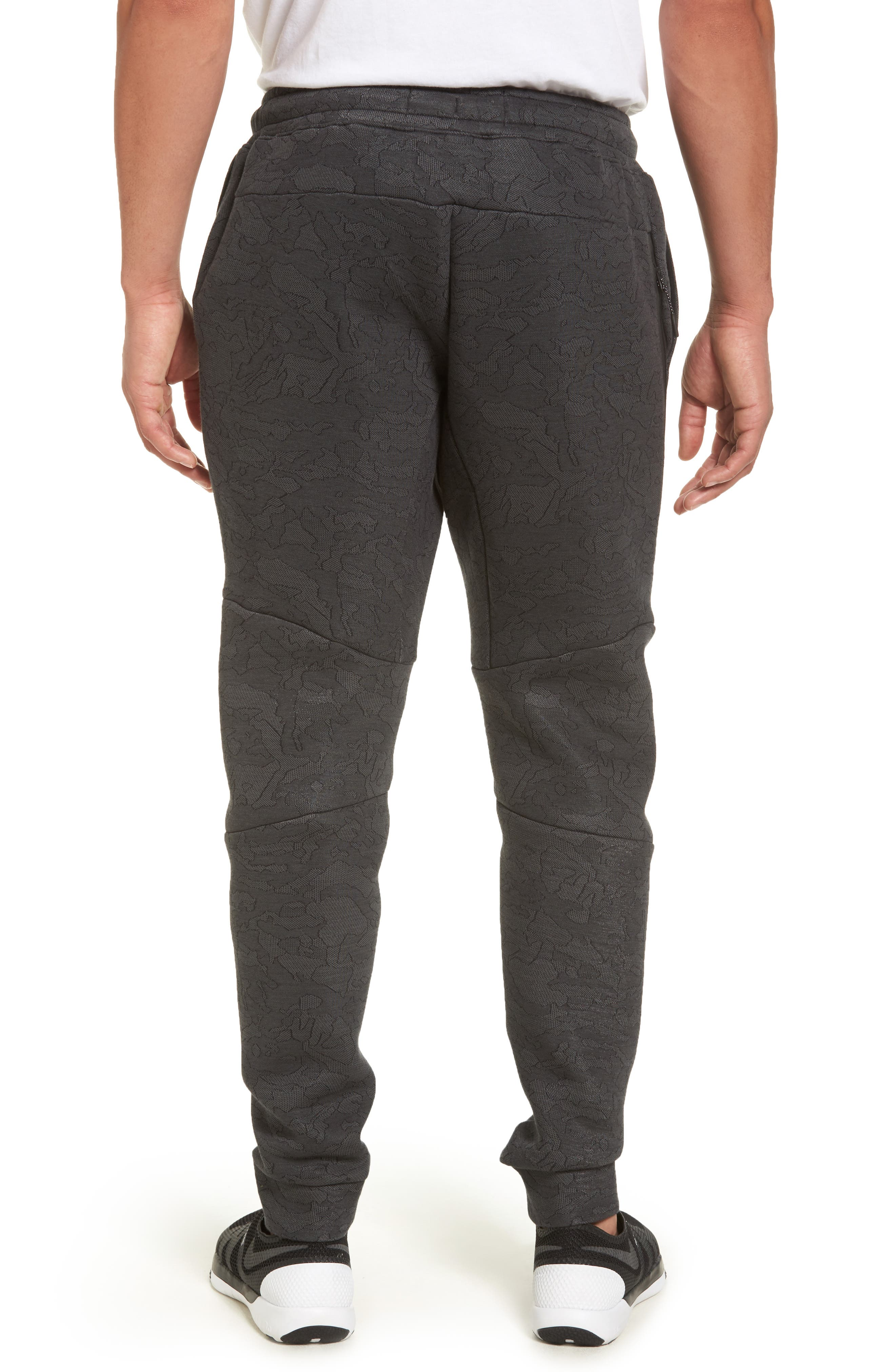 Tech Fleece Pants,                             Alternate thumbnail 2, color,                             Midnight Fog/ Black