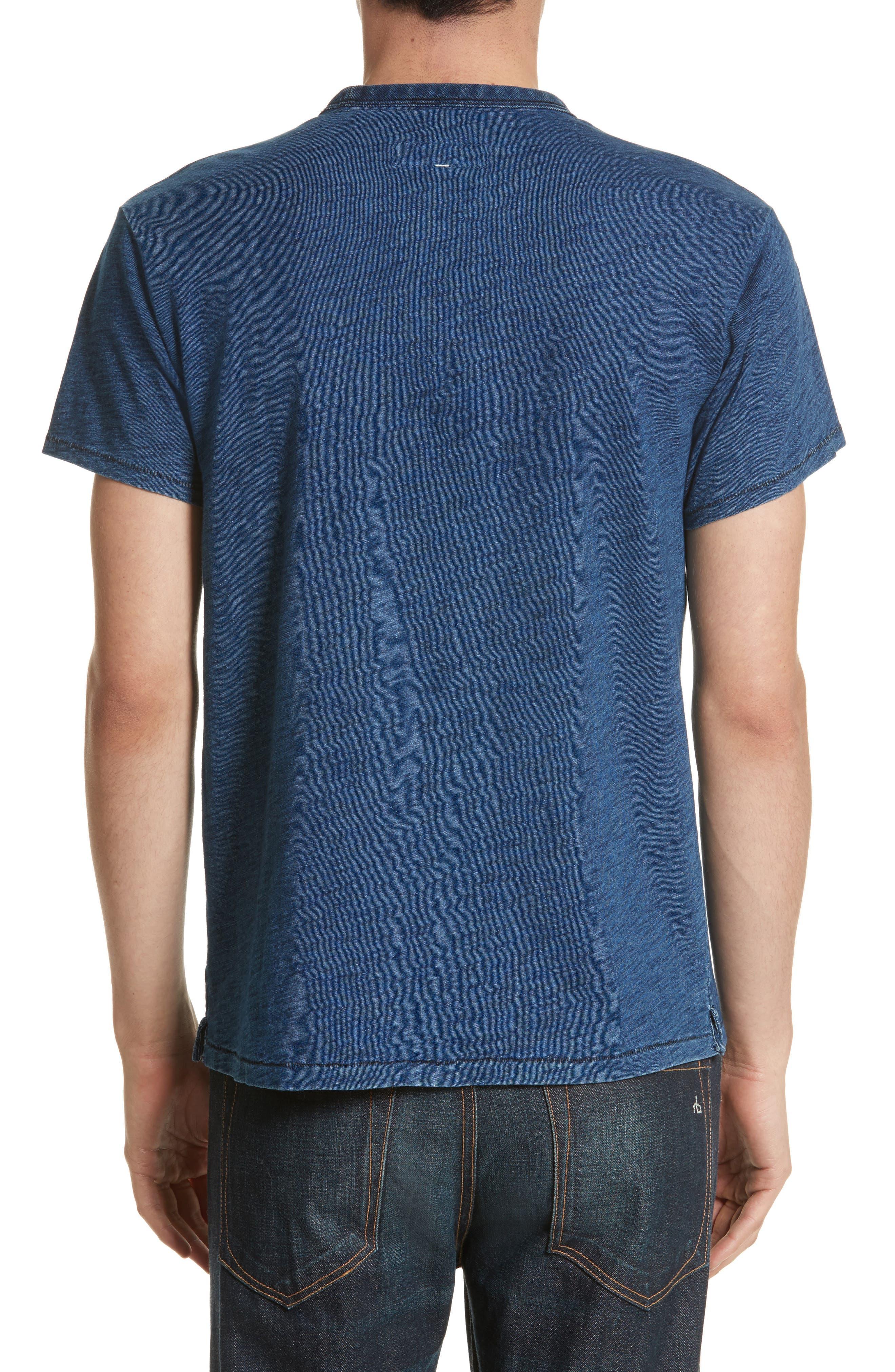 Graphic T-Shirt,                             Alternate thumbnail 2, color,                             Indigo