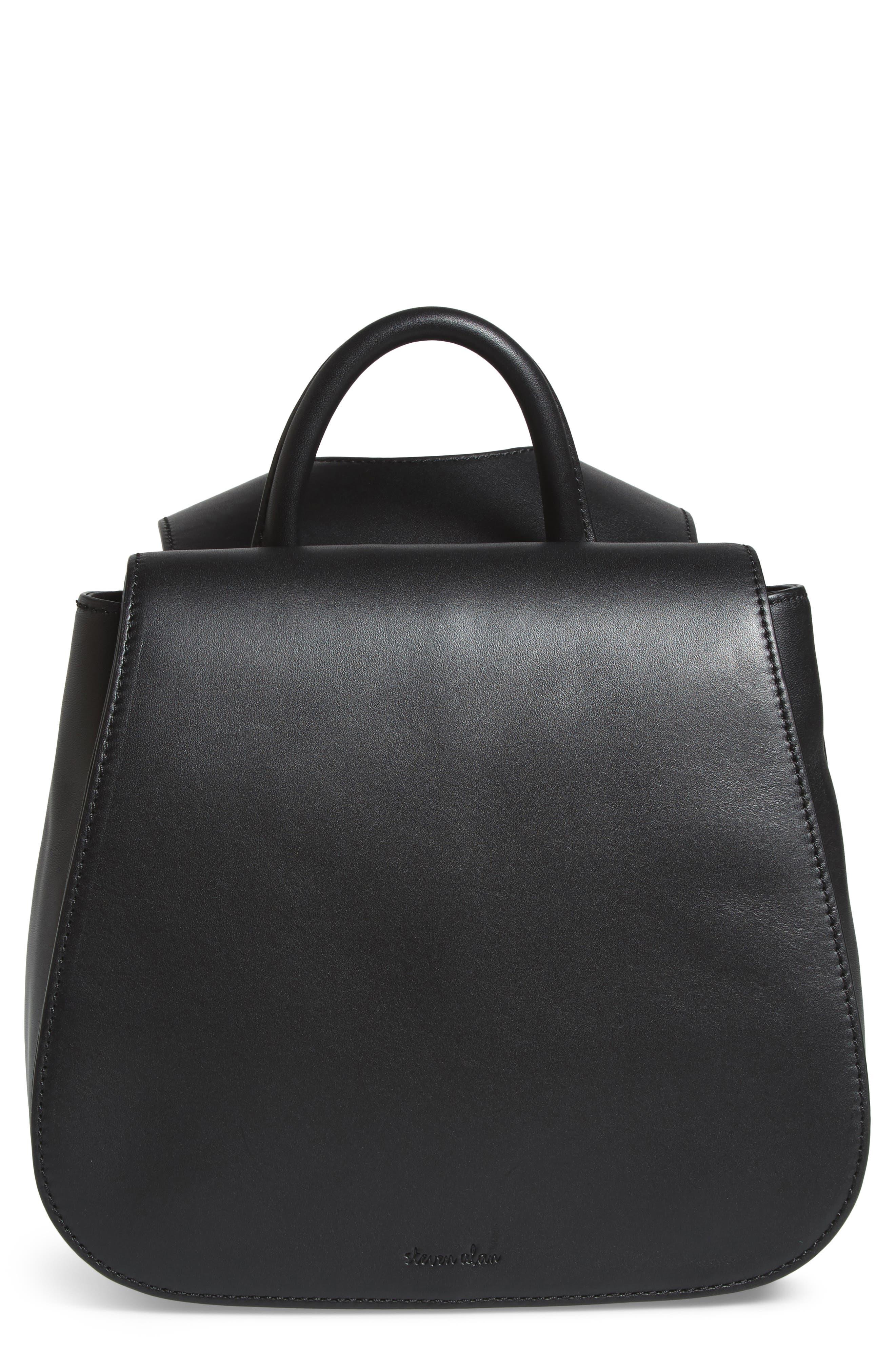 STEVEN ALAN Kate Mini Leather Backpack