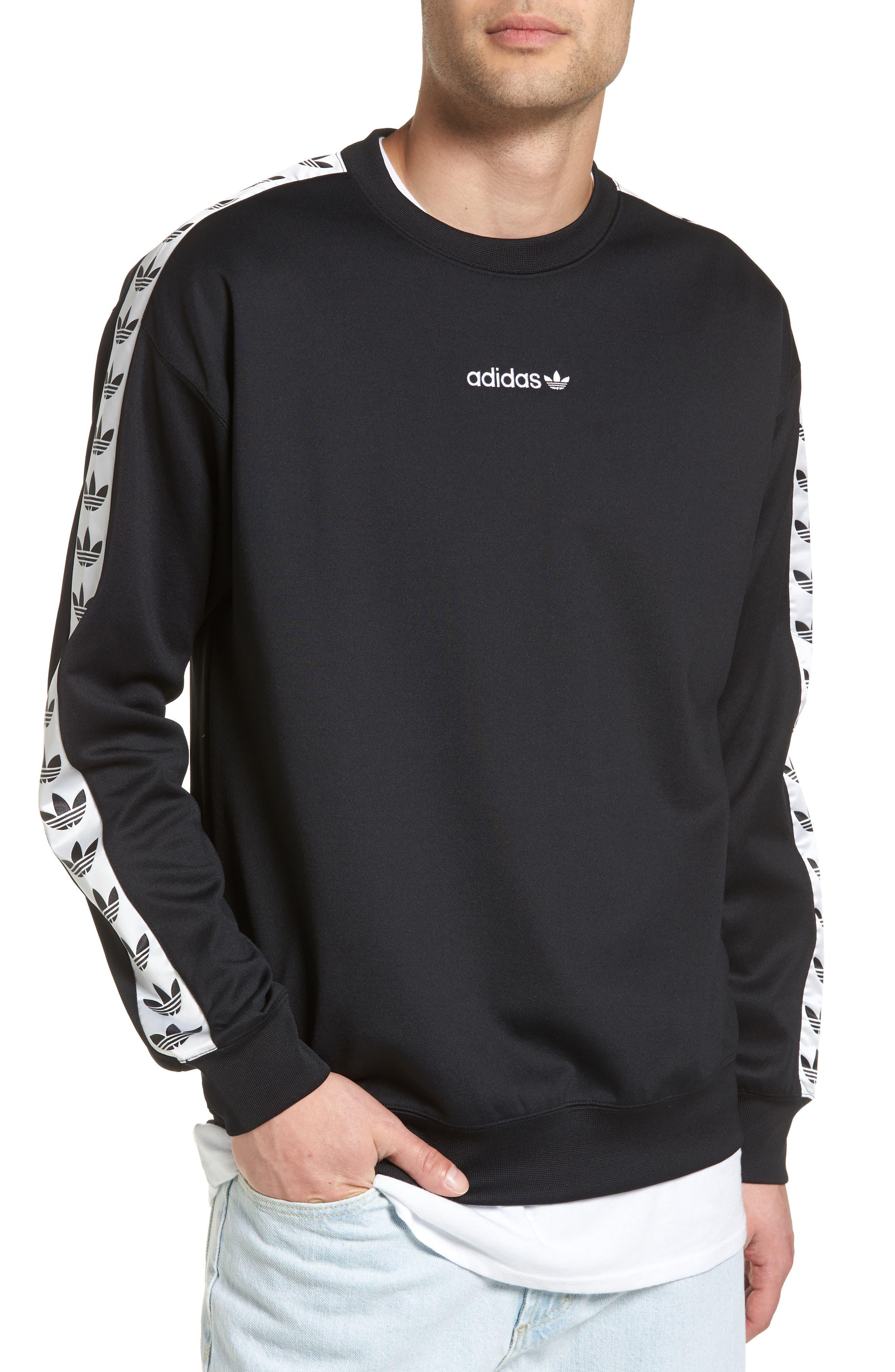 Main Image - adidas Originals TNT Trefoil Sweatshirt