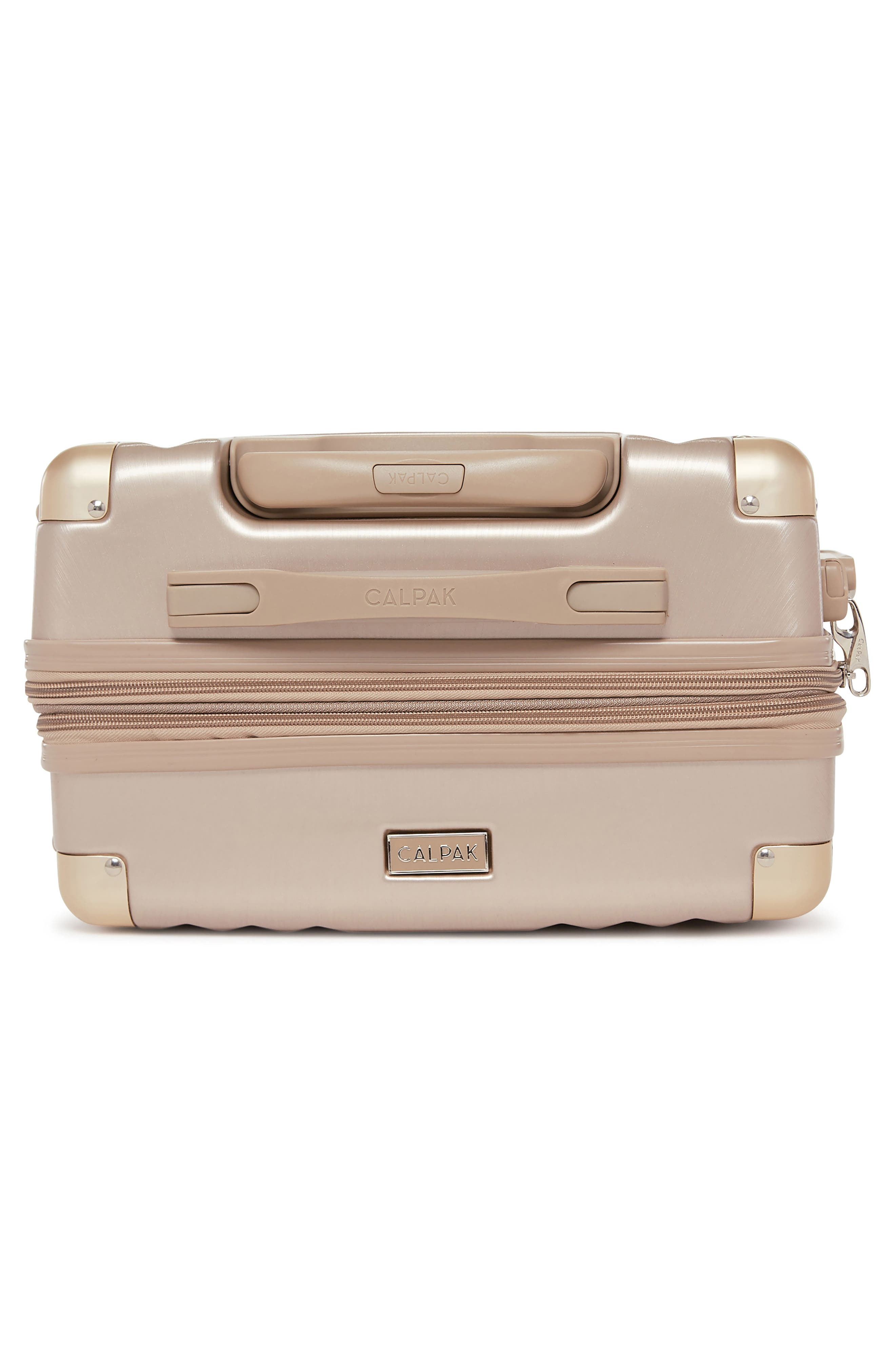 Alternate Image 3  - CALPAK Ambeur 20-Inch Rolling Spinner Carry-On