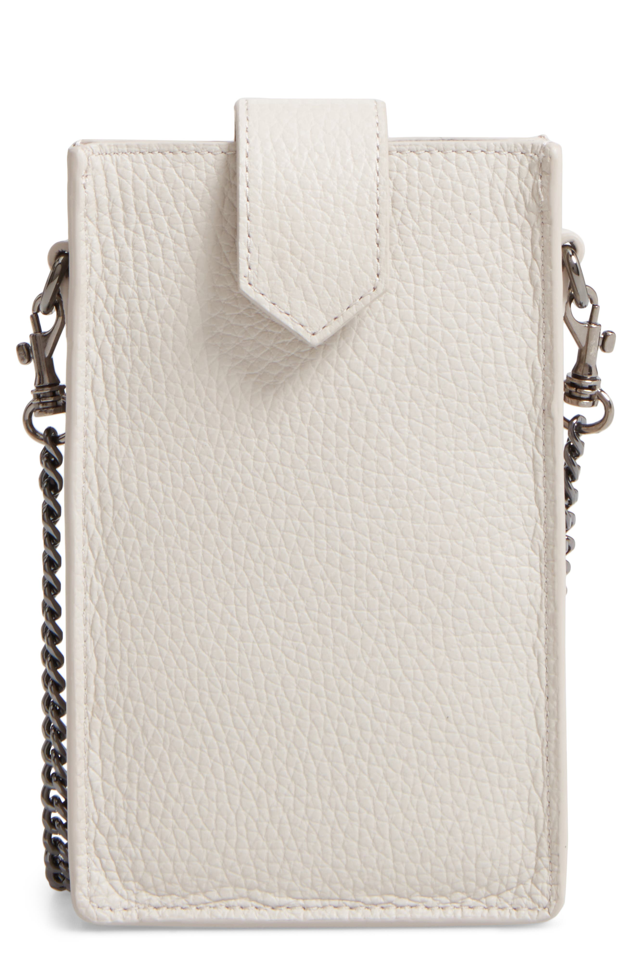 Botkier Leather Phone Crossbody Case (Nordstrom Exclusive)