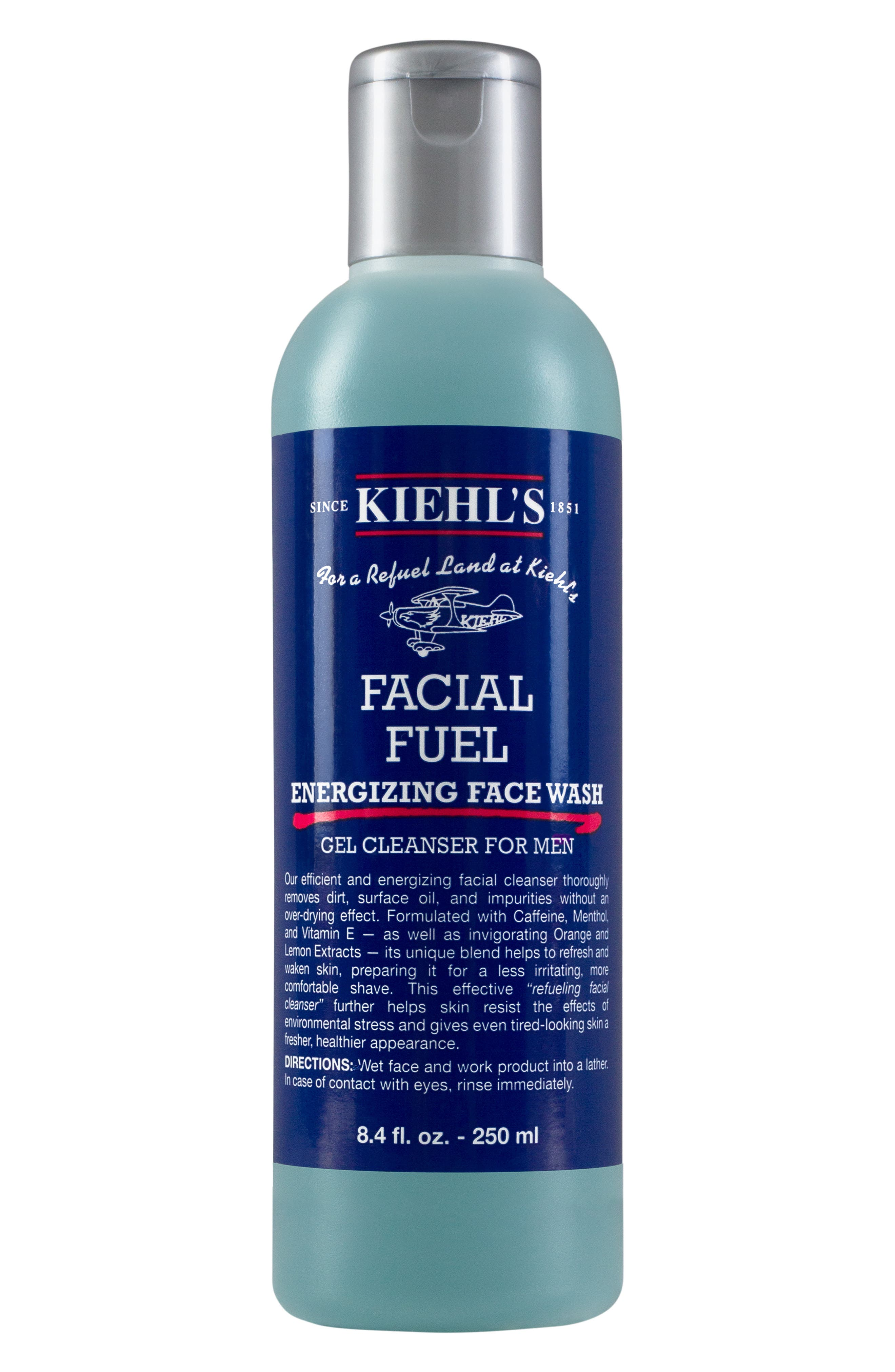 Main Image - Kiehl's Since 1851 Facial Fuel Energizing Face Wash