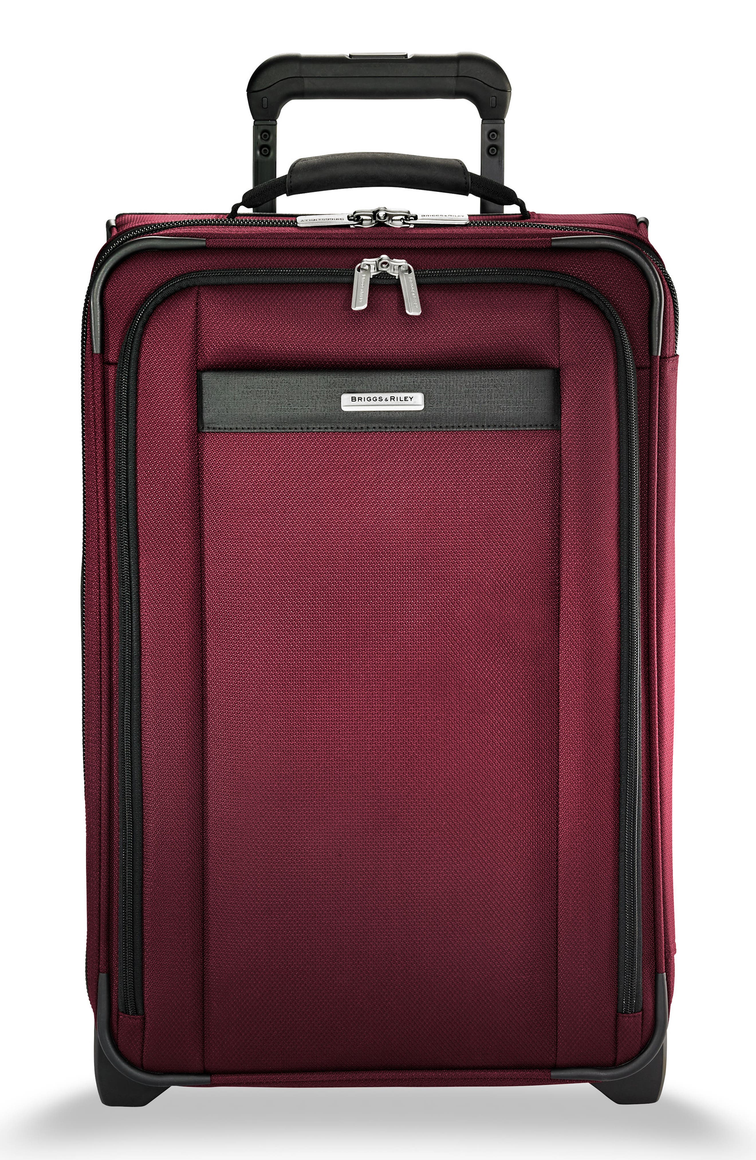 Alternate Image 1 Selected - Briggs & Riley Transcend 400 22-Inch Wheeled Carry-On