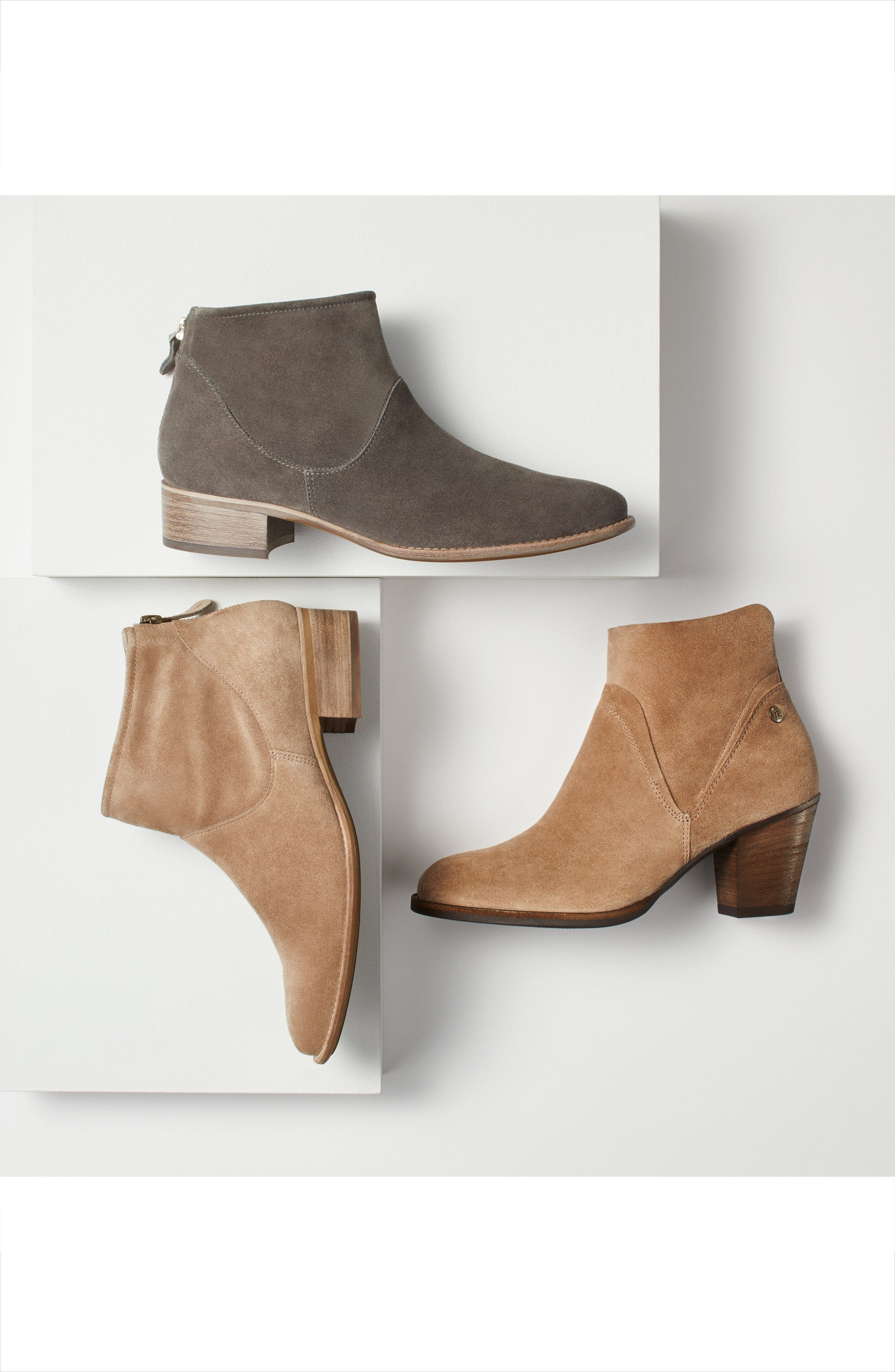 Nora Water Resistant Bootie,                             Alternate thumbnail 2, color,